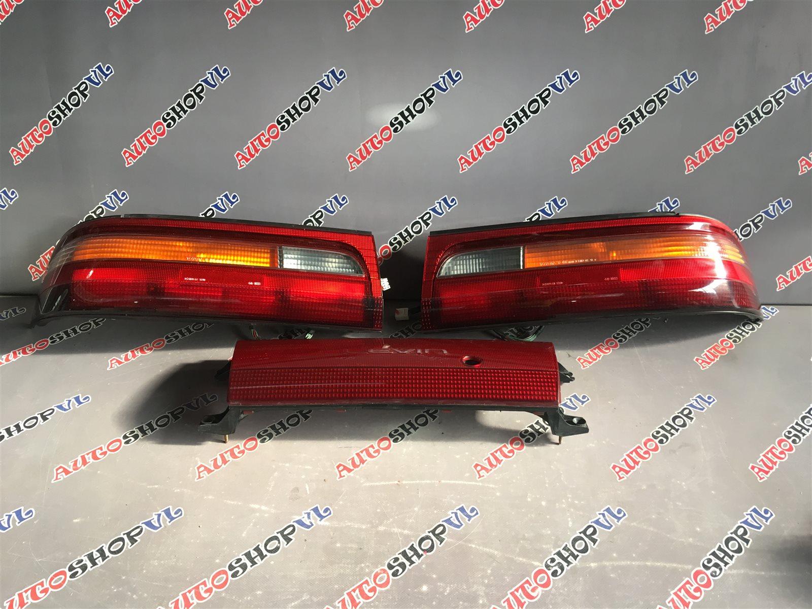 Стоп-сигнал Toyota Corolla Levin AE101 1993 задний (б/у)
