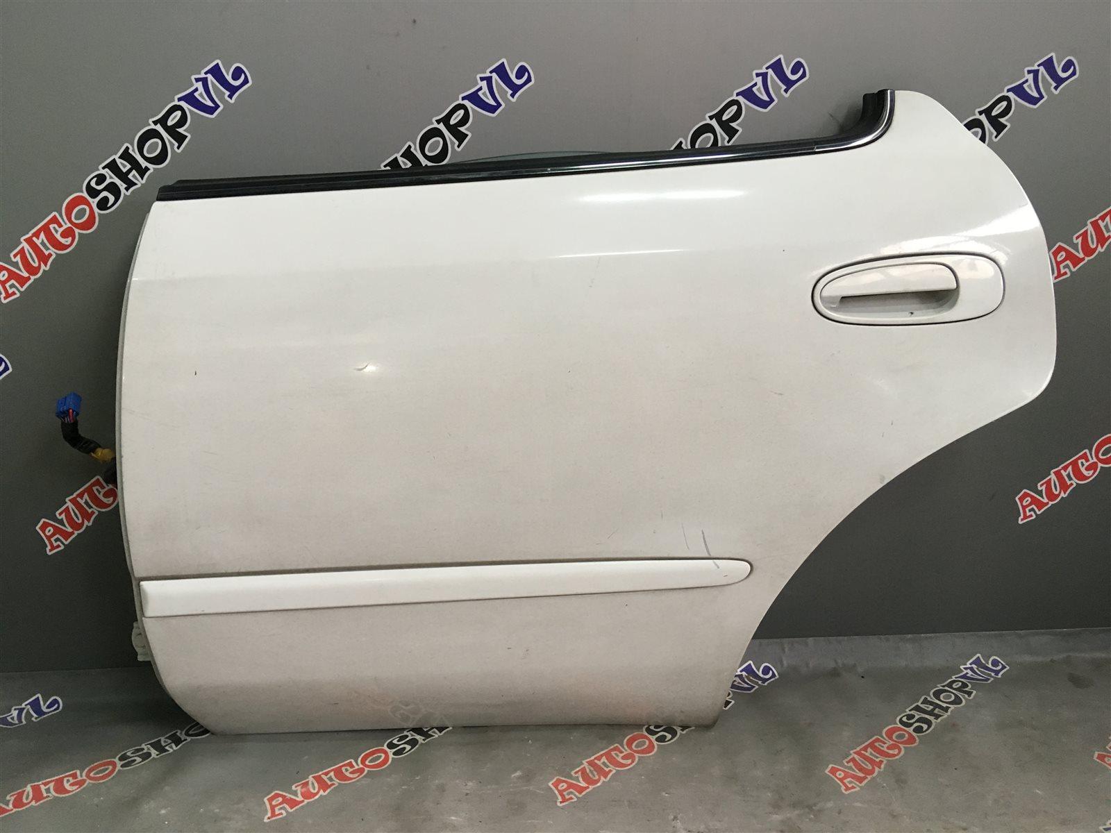 Дверь Toyota Corolla Ceres AE101 задняя левая (б/у)