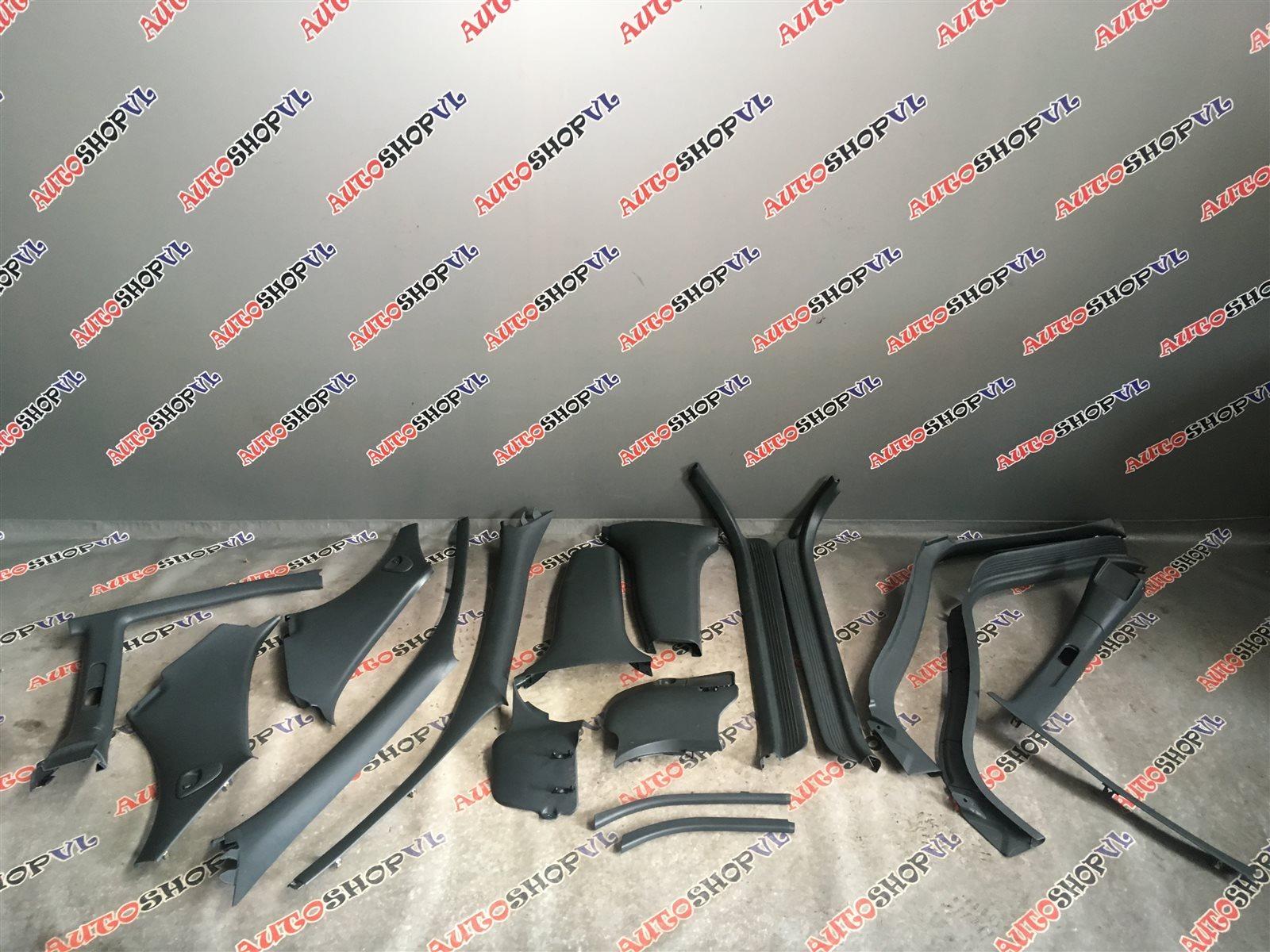 Обшивка салона Toyota Corolla Ceres AE101 (б/у)