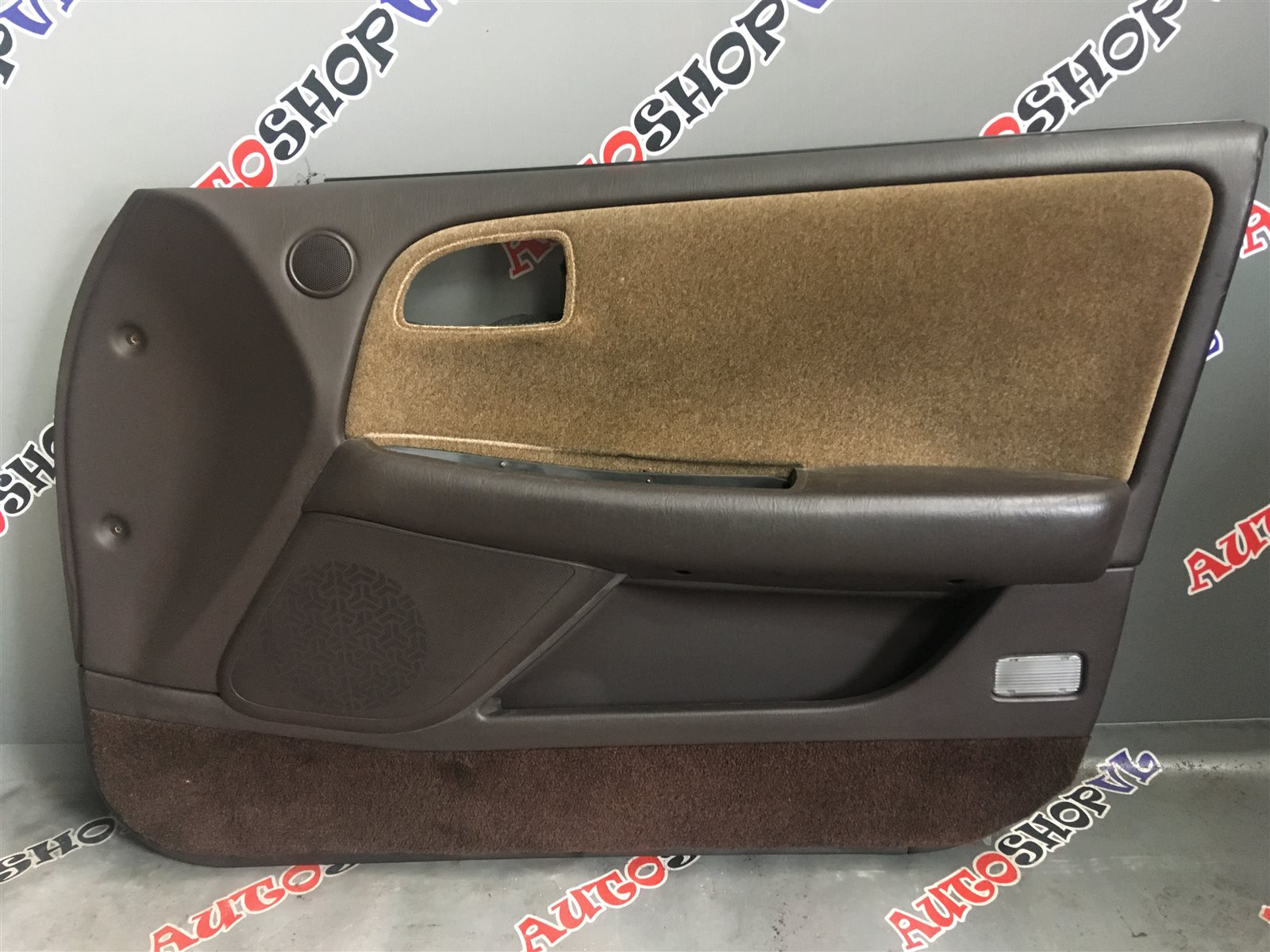 Обшивка дверей Toyota Cresta JZX90 1JZGE (б/у)