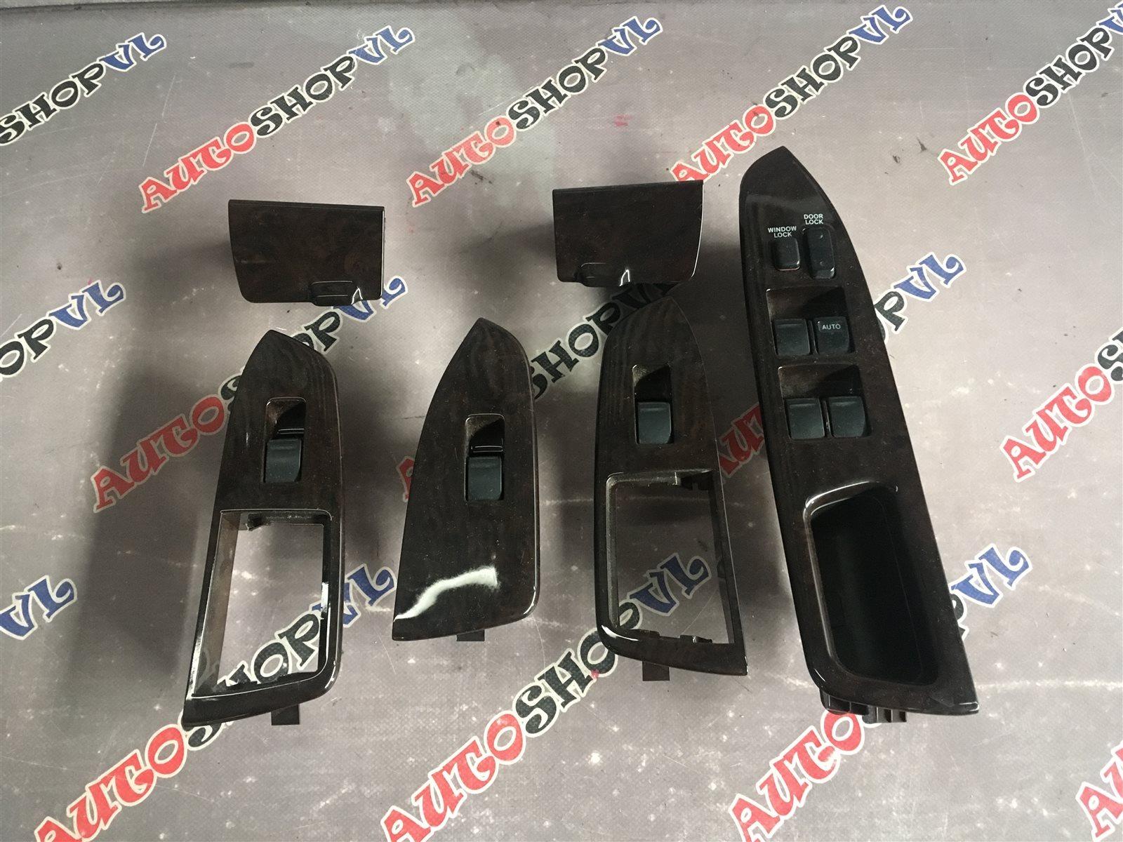 Блок упр. стеклоподьемниками Toyota Cresta JZX90 1JZGE (б/у)