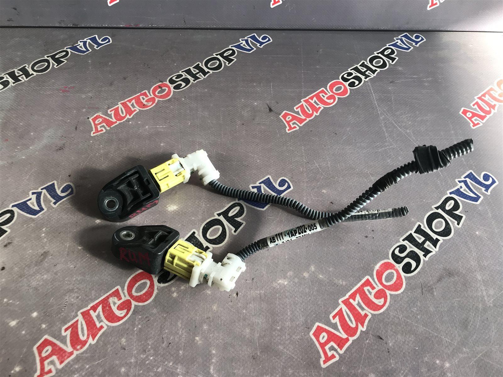 Датчик airbag Toyota Corolla Rumion NZE151 1NZFE (б/у)