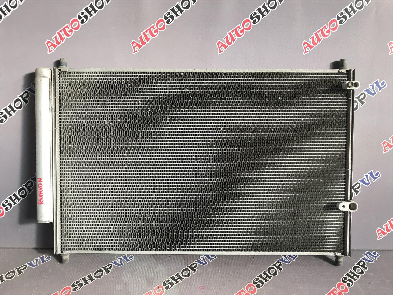 Радиатор кондиционера Toyota Corolla Rumion NZE151 1NZFE (б/у)