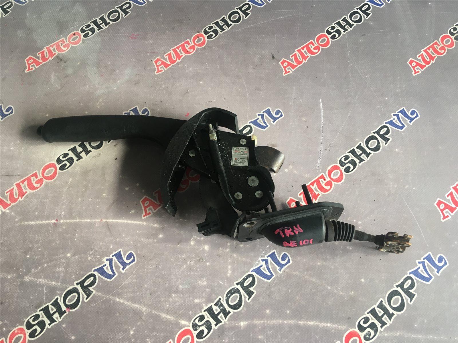 Тросик ручника Toyota Sprinter Trueno AE101 (б/у)