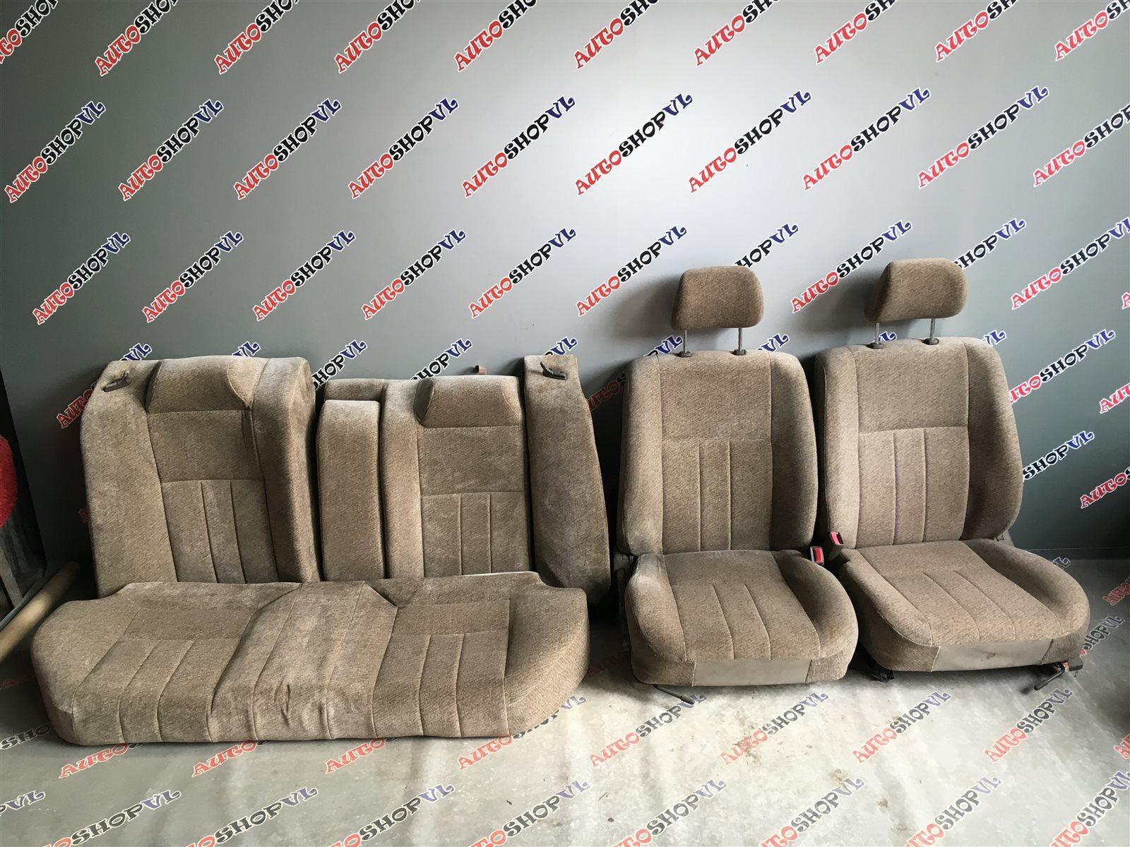Сидение Toyota Camry SV40 1994 (б/у)