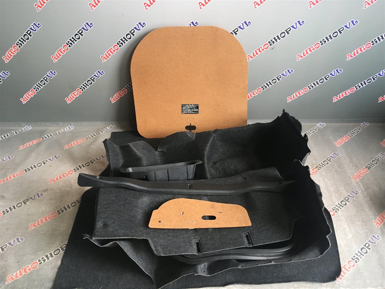 Обшивка багажника Toyota Camry Prominent VZV33 4VZFE (б/у)