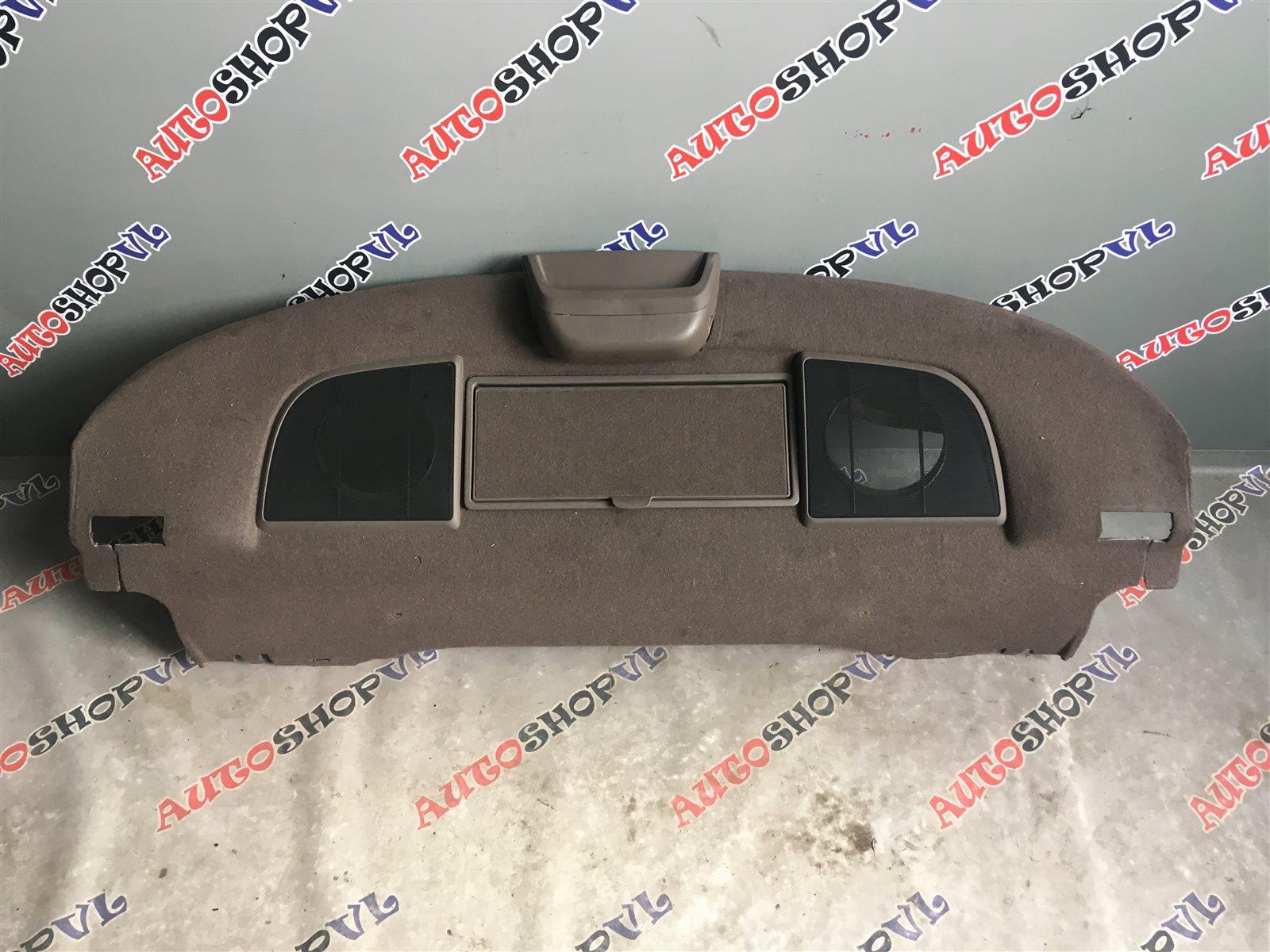 Полка багажника Toyota Camry Prominent VZV33 4VZFE (б/у)