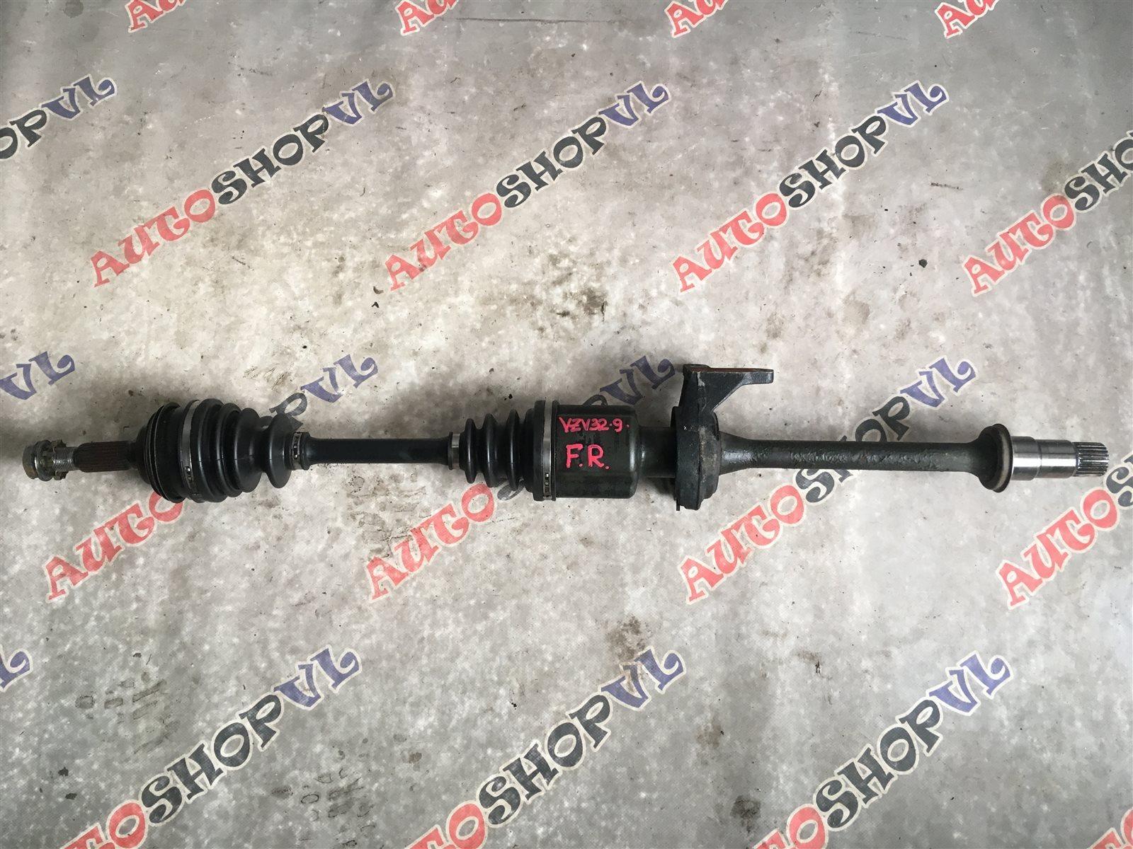 Привод Toyota Camry Prominent VZV33 4VZFE передний правый (б/у)