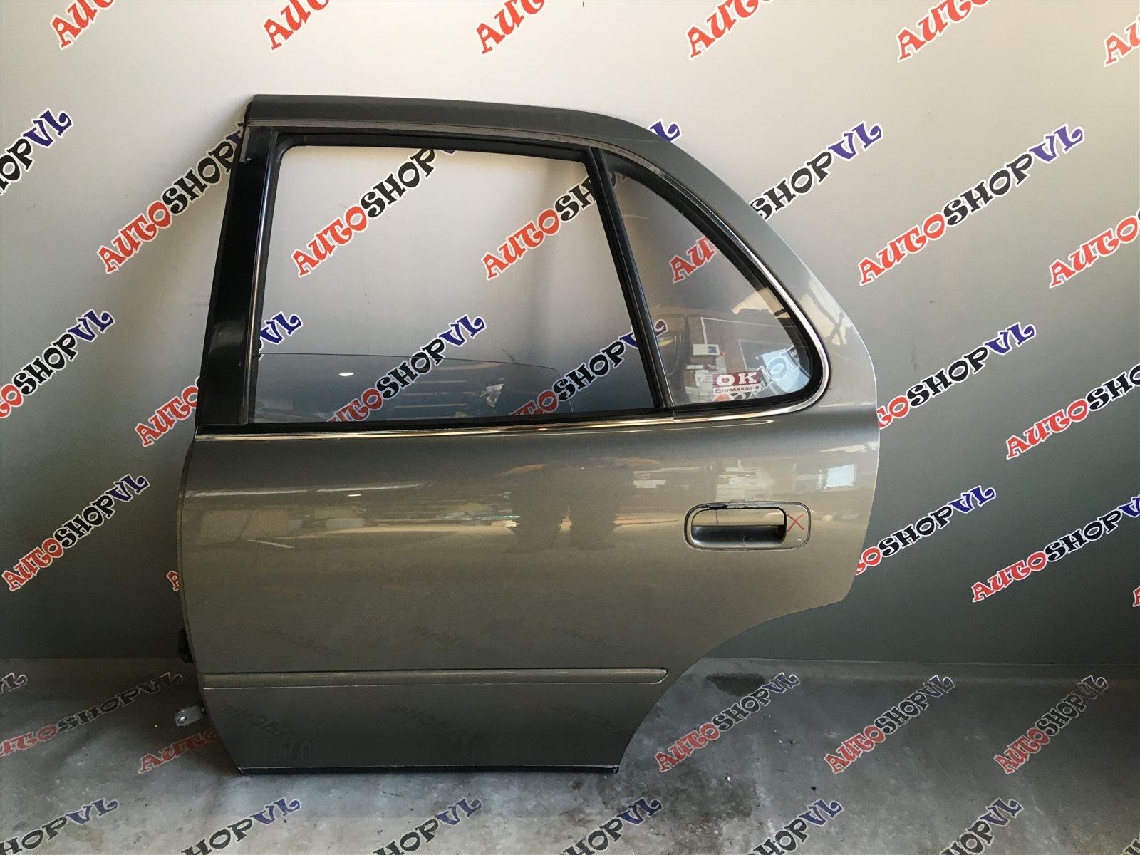 Дверь Toyota Camry SV30 задняя левая (б/у)