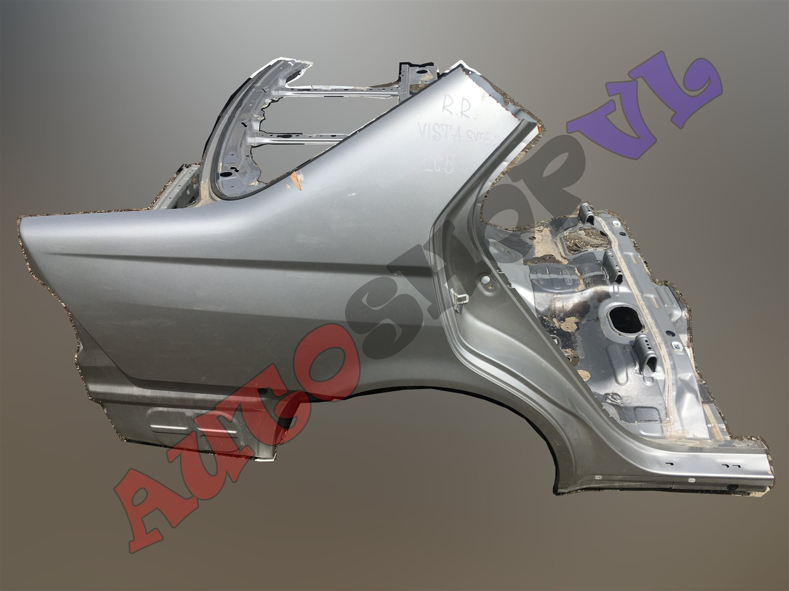 Rear cut Toyota Vista AZV50 1AZFSE (б/у)
