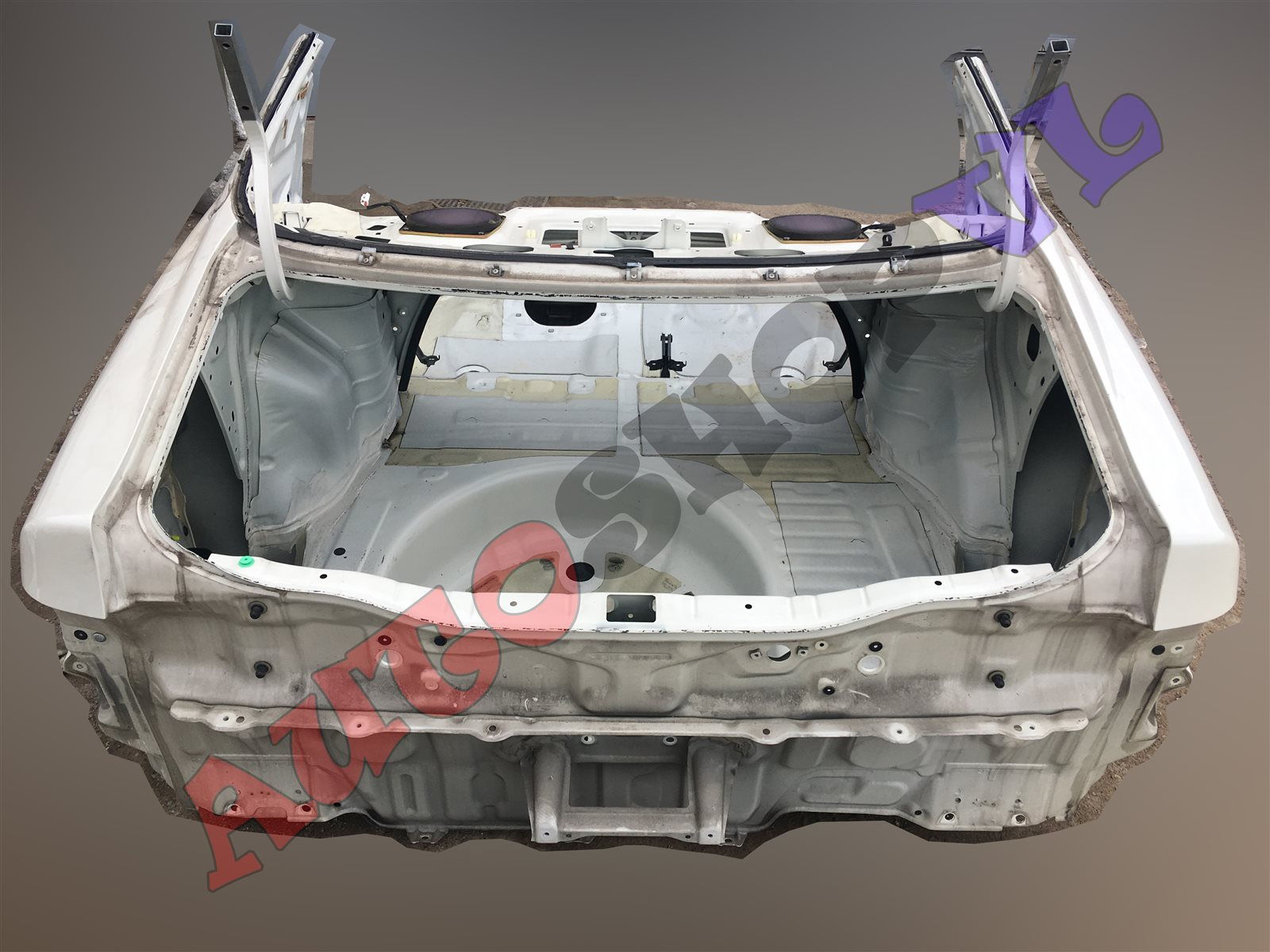 Rear cut Toyota Camry Prominent VZV33 4VZFE (б/у)