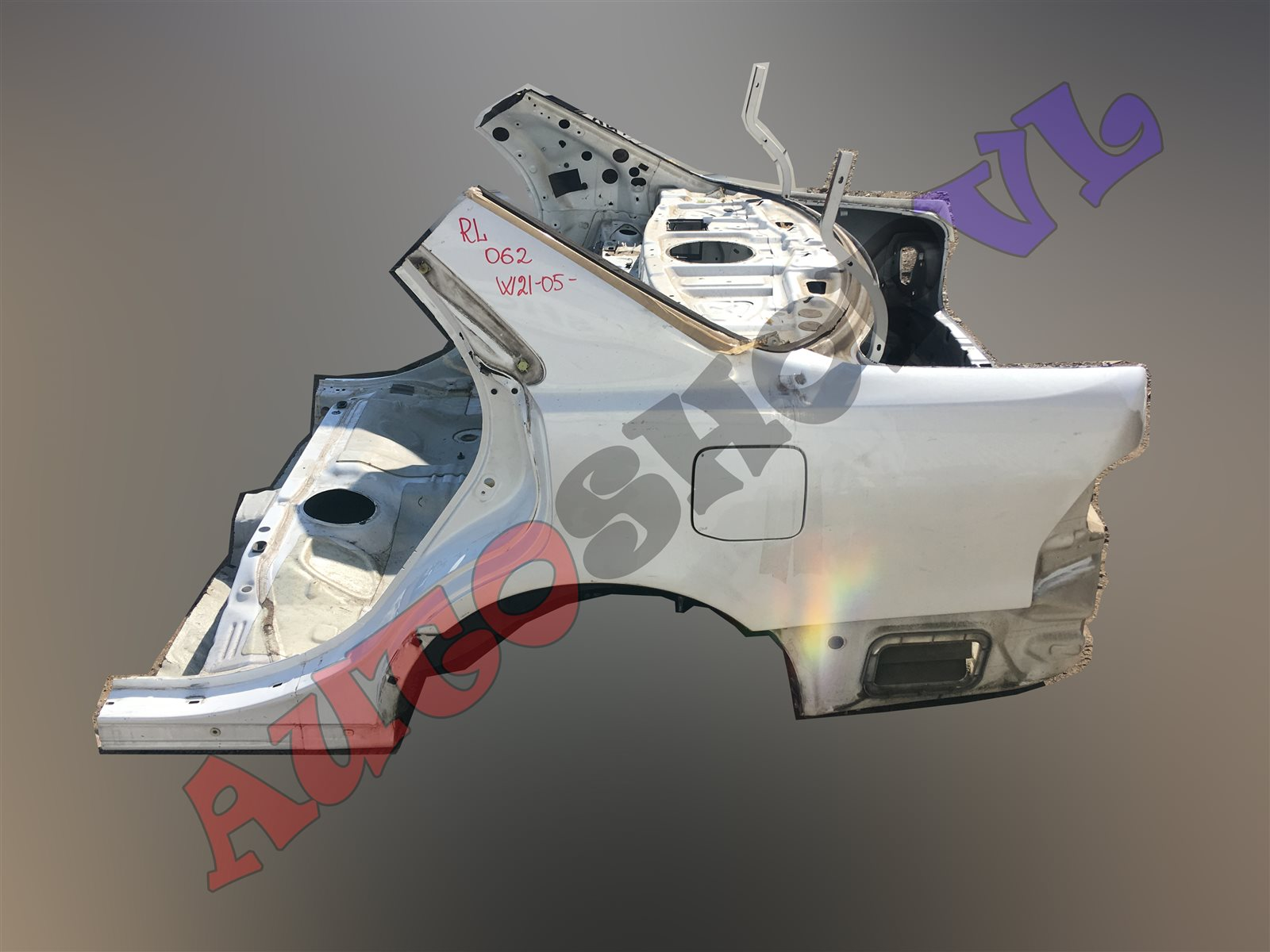 Крыло Toyota Windom MCV21 2MZFE заднее левое (б/у)