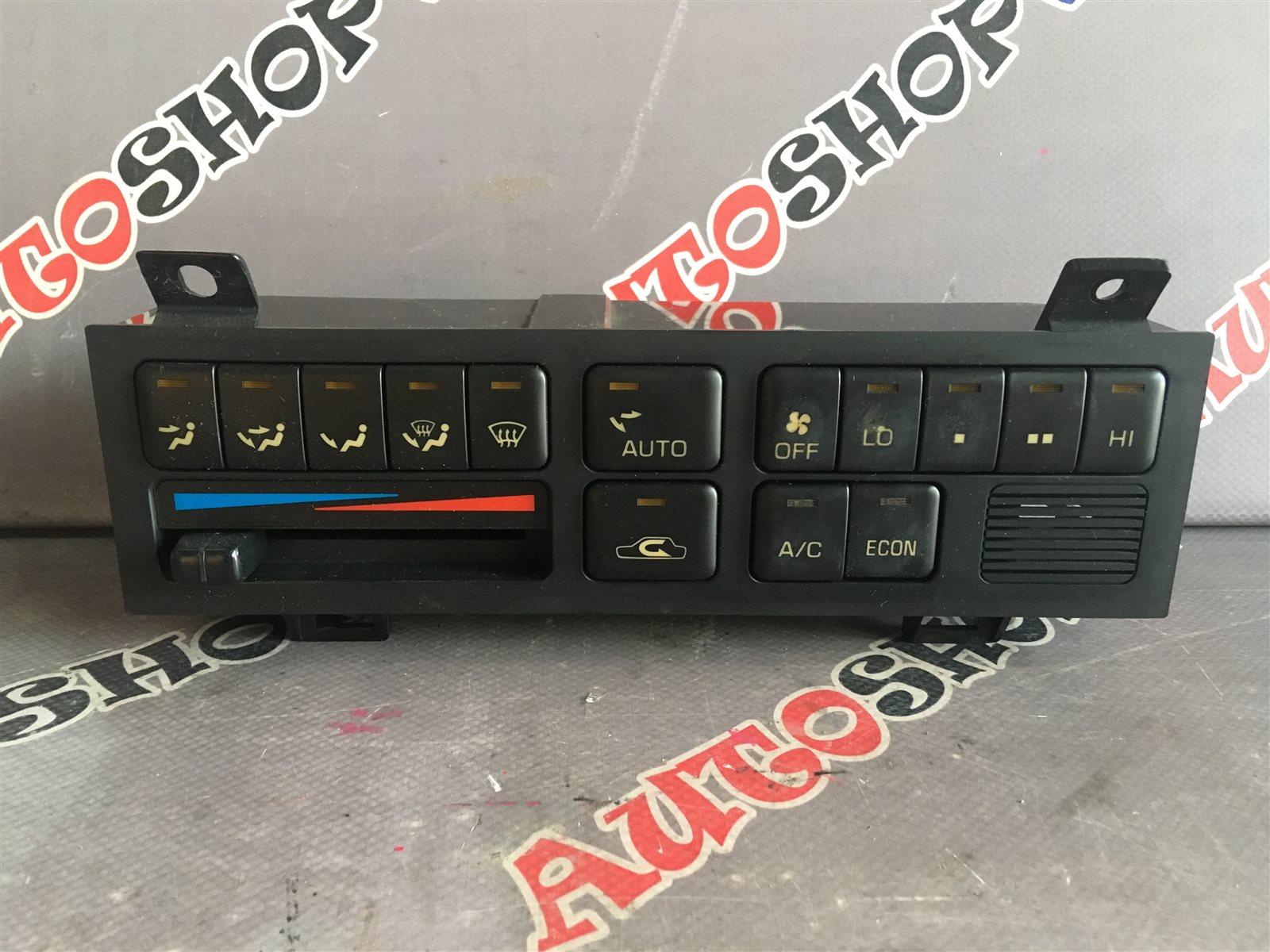 Блок управления климат-контролем Toyota Vista SV22 4SFI (б/у)