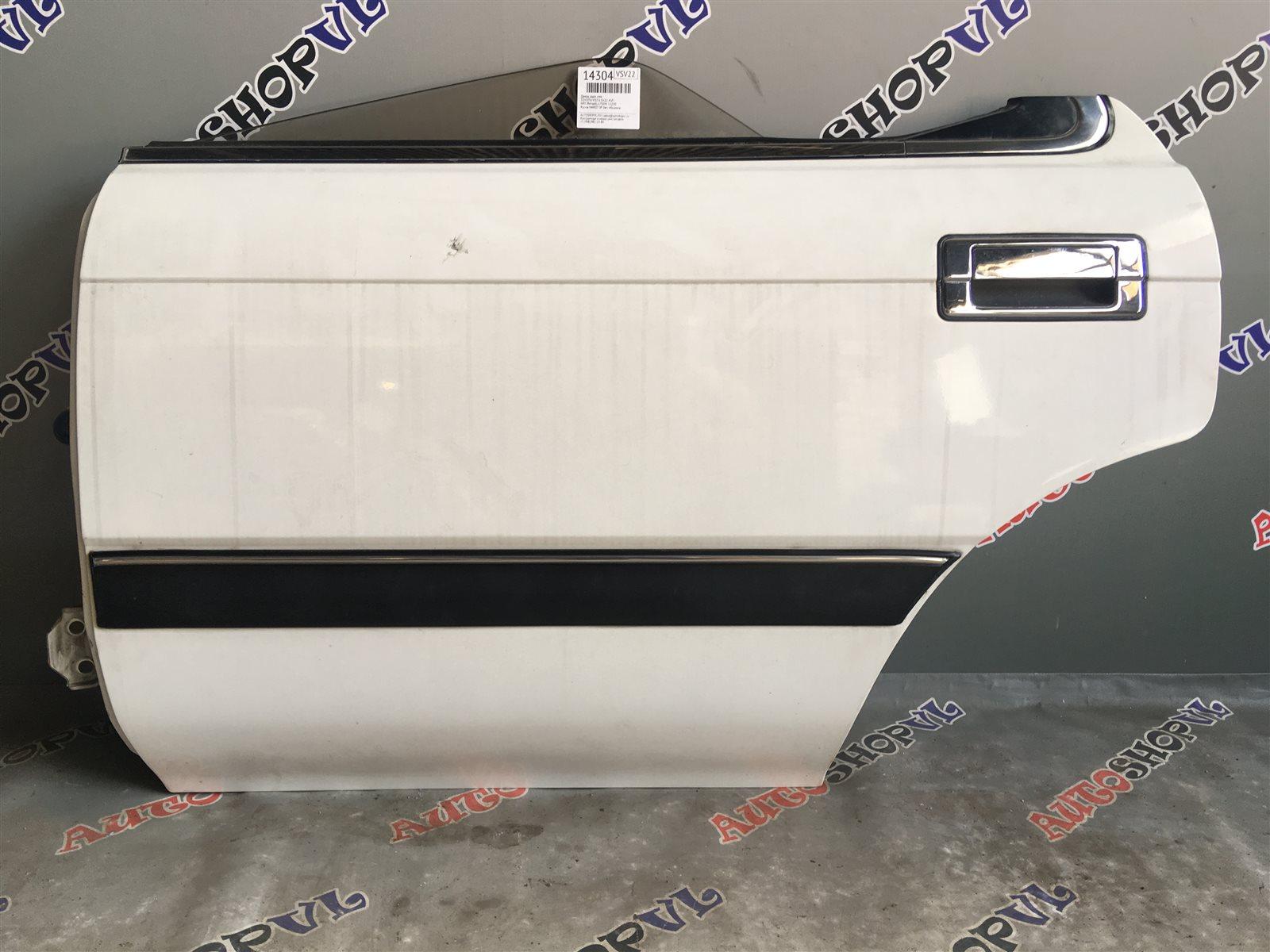 Дверь Toyota Vista SV22 4SFI задняя левая (б/у)