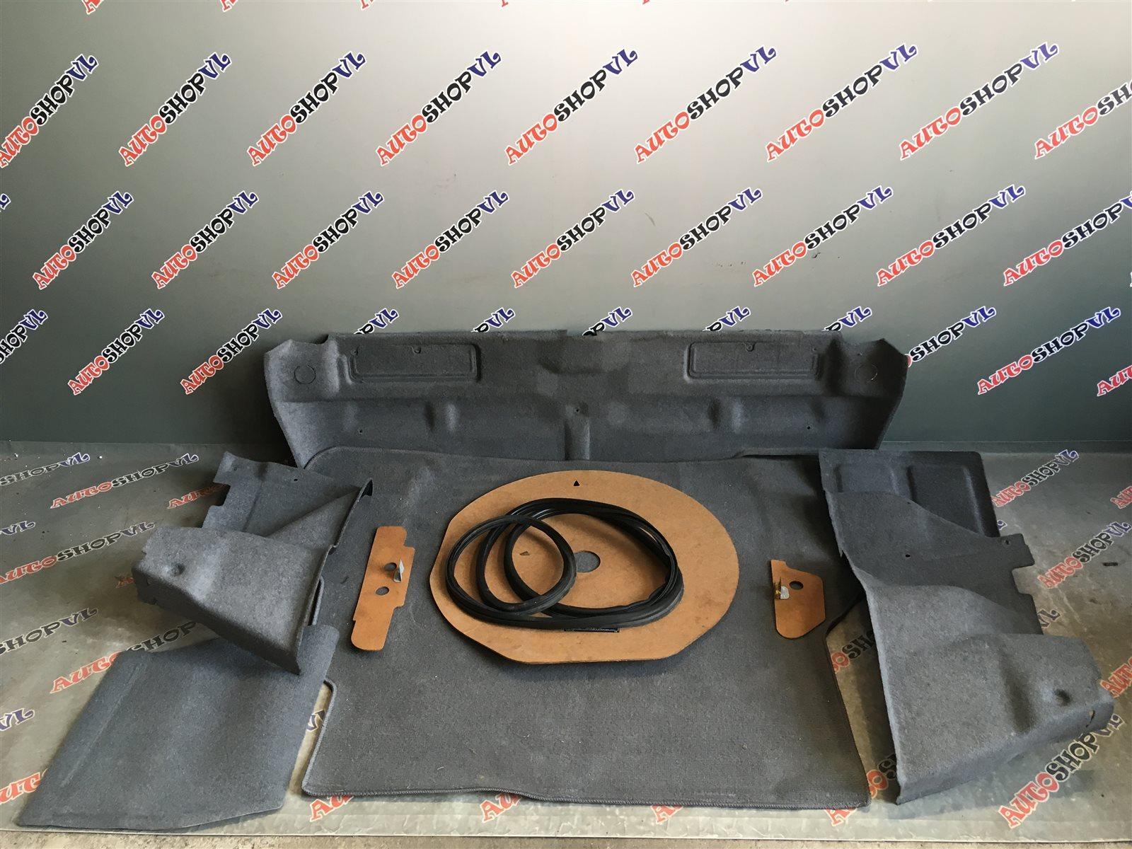 Обшивка багажника Toyota Vista SV22 4SFI (б/у)