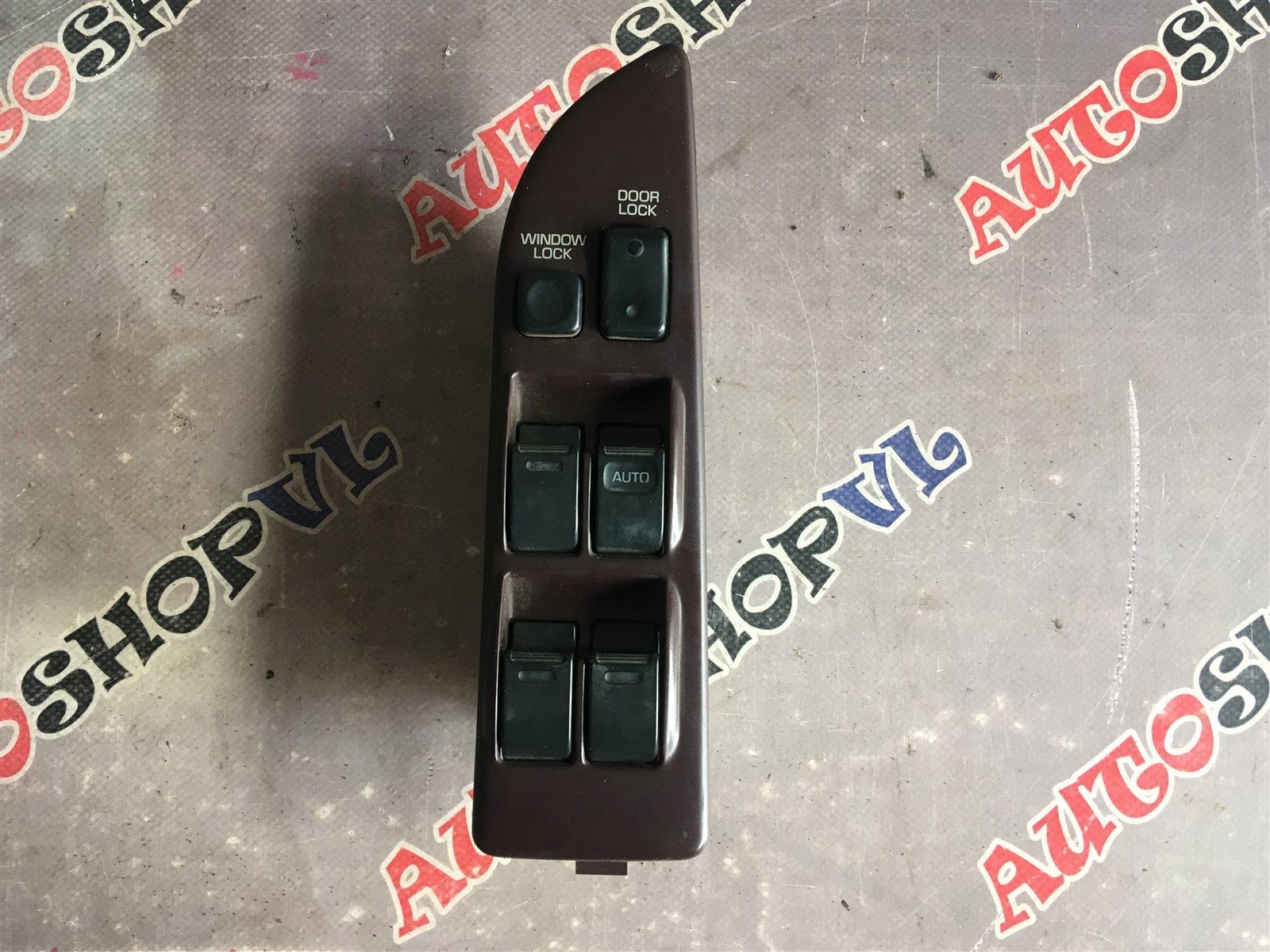 Блок упр. стеклоподьемниками Toyota Vista SV22 4SFI передний правый (б/у)