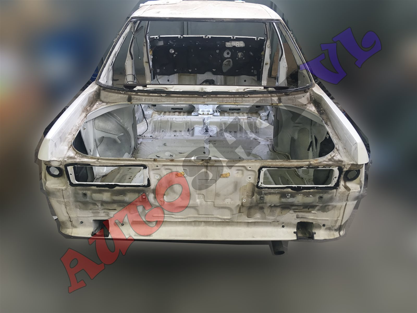 Rear cut Toyota Vista SV22 4SFI (б/у)