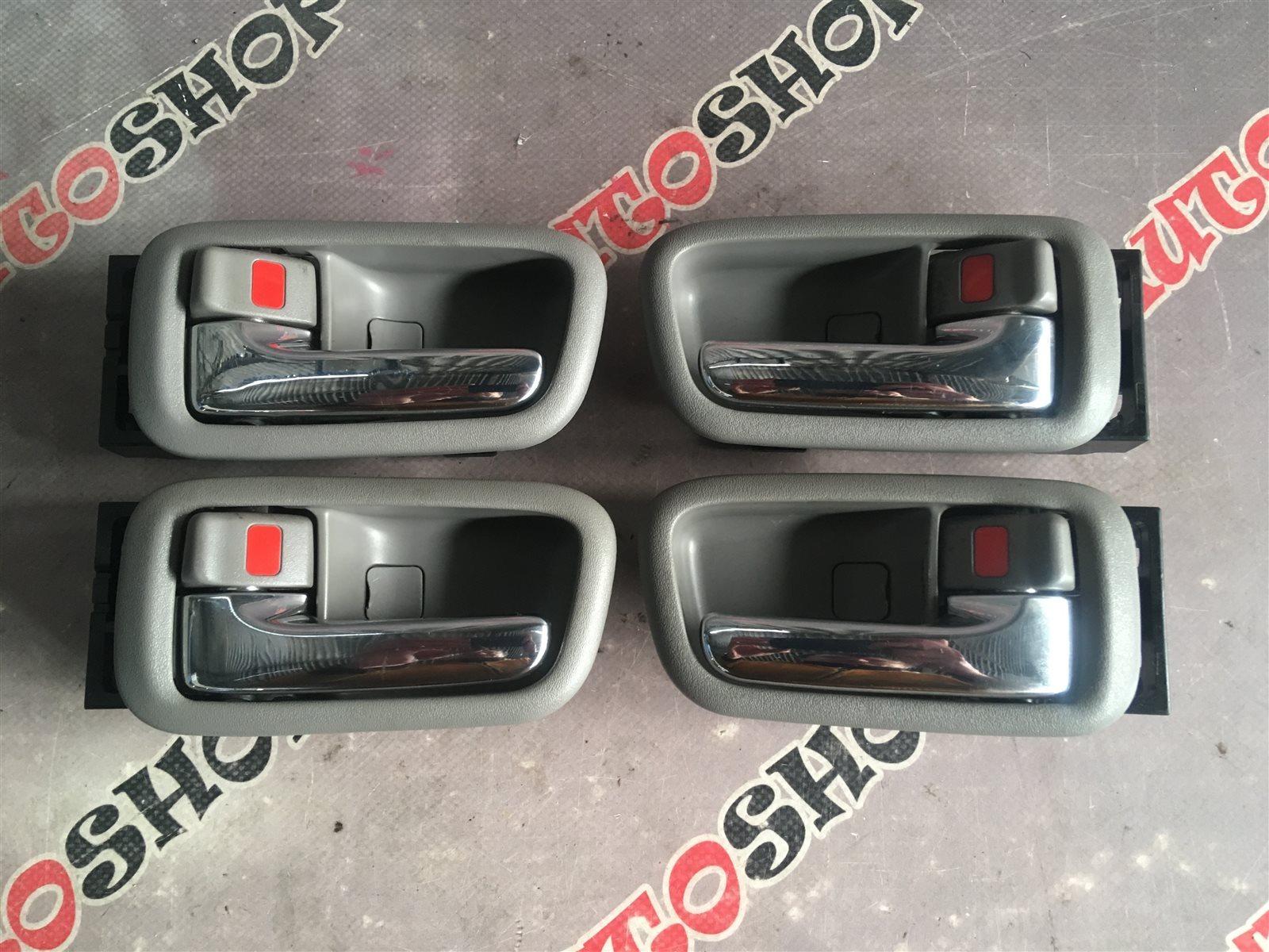 Ручка двери внутренняя Toyota Vista Ardeo AZV50 1AZFSE (б/у)