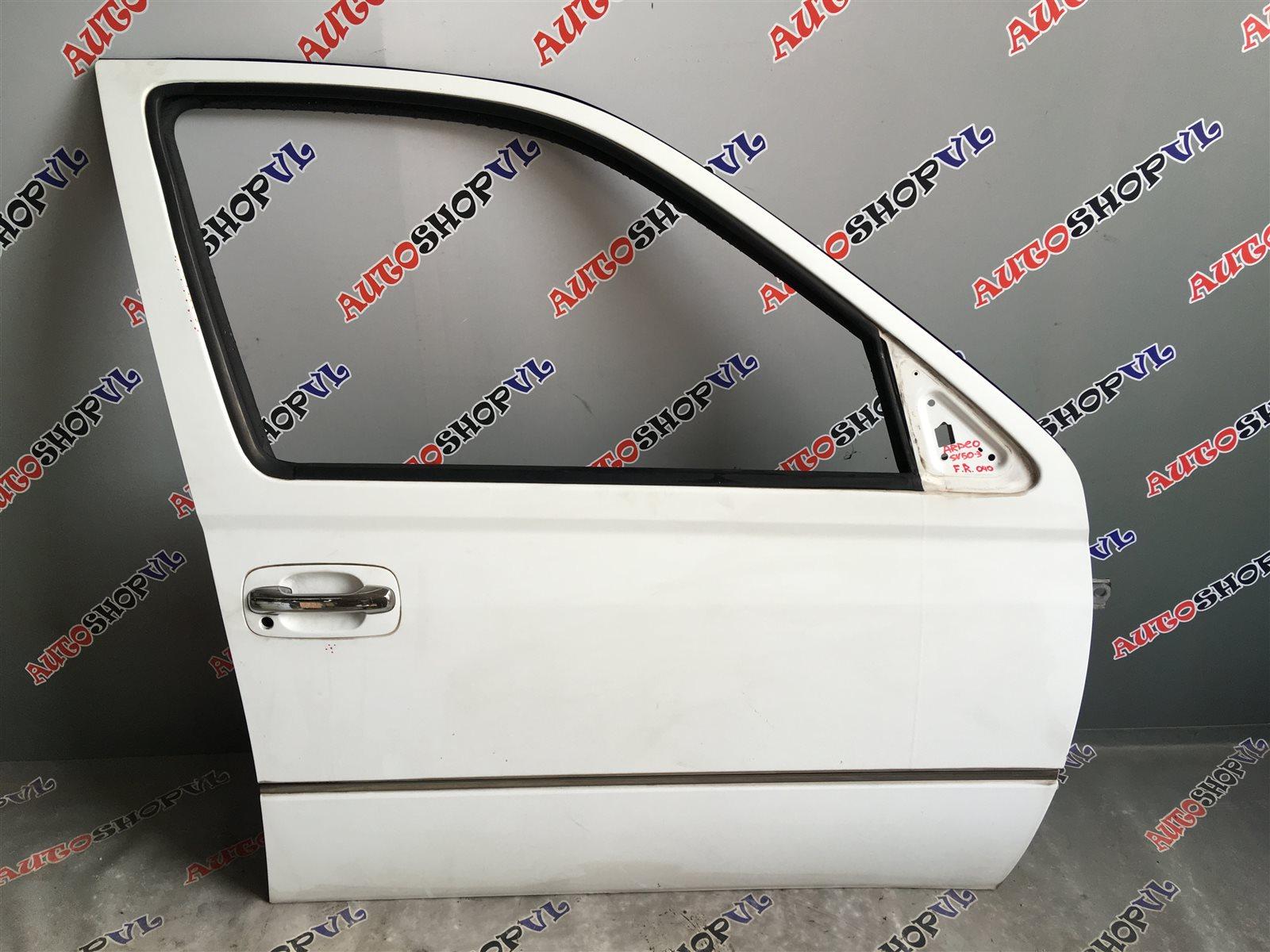 Дверь Toyota Vista Ardeo AZV50 передняя правая (б/у)