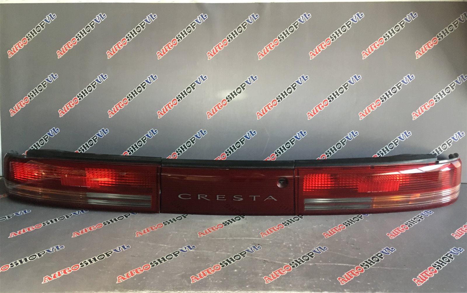 Стоп-сигнал Toyota Cresta JZX90 1JZGE (б/у)