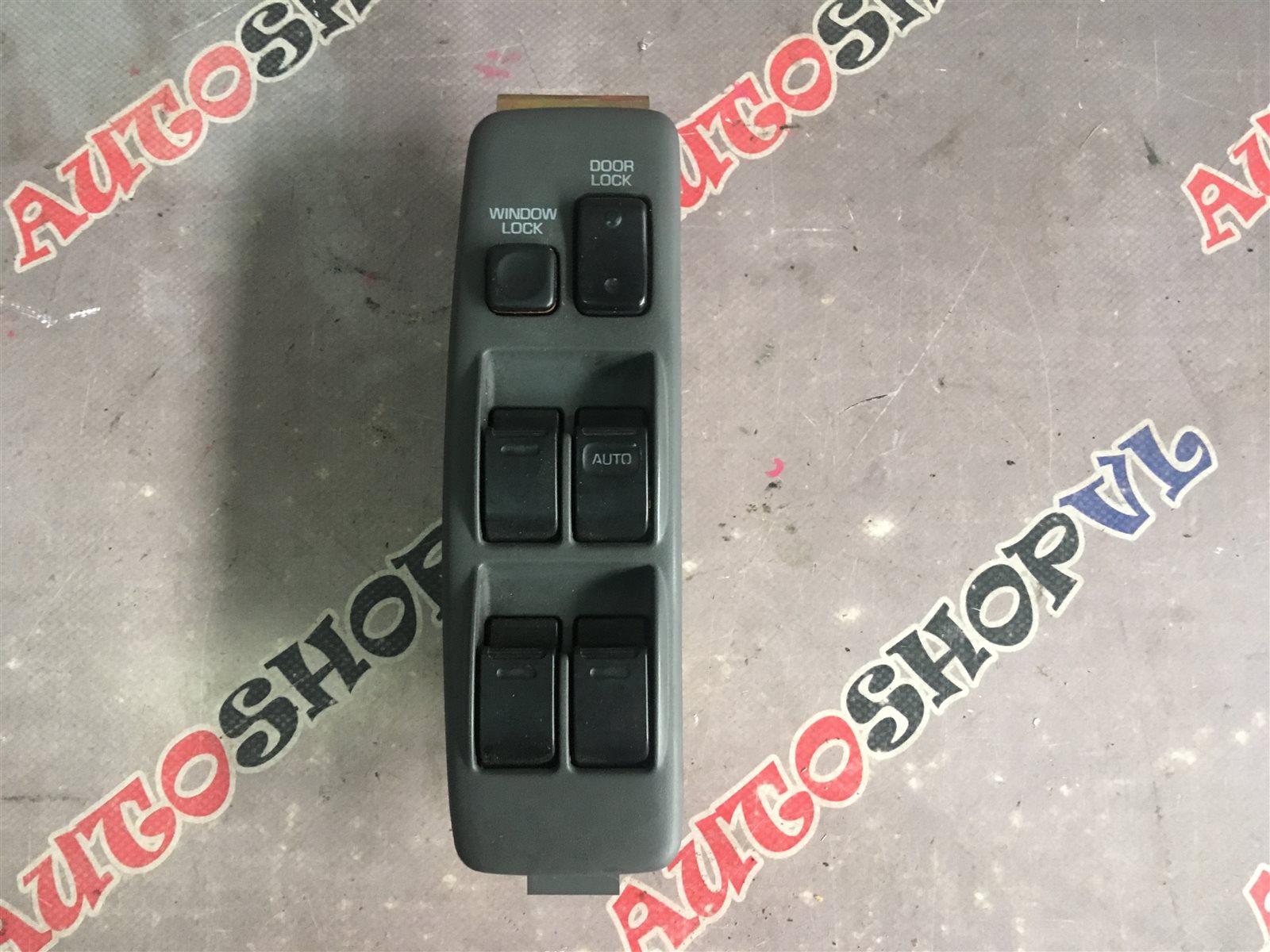 Блок упр. стеклоподьемниками Toyota Vista SV30 передний правый (б/у)