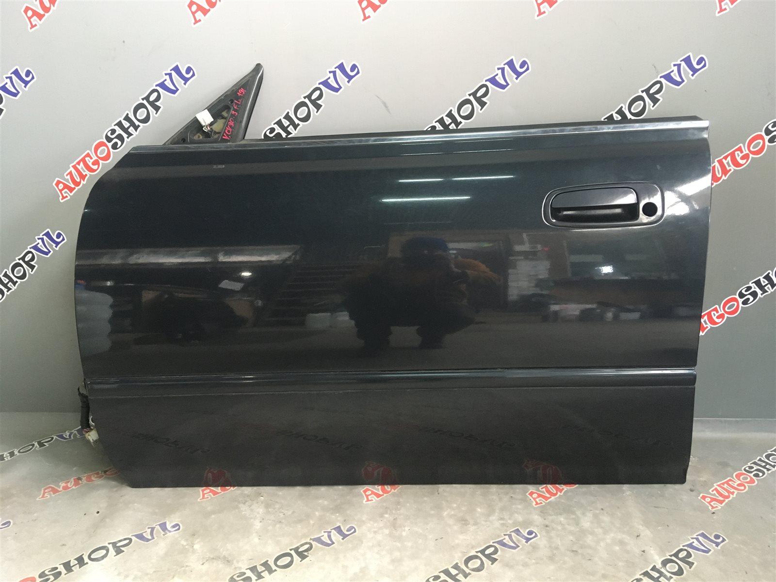 Дверь Toyota Vista SV30 передняя левая (б/у)