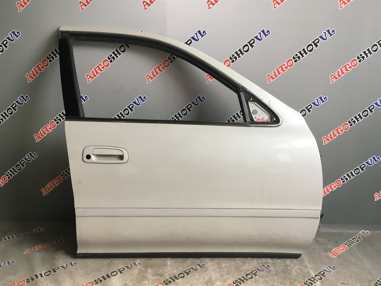 Дверь Toyota Cresta JZX90 1JZGE передняя правая (б/у)