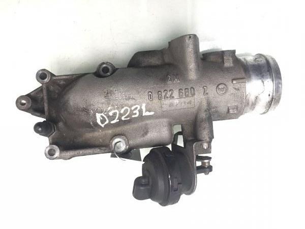 Заслонка дроссельная Saab 9-5 2.2 TD 2004 (б/у)