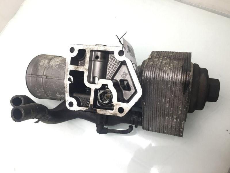 Корпус масляного фильтра Mitsubishi Lancer 2.0 DID 2011 (б/у)