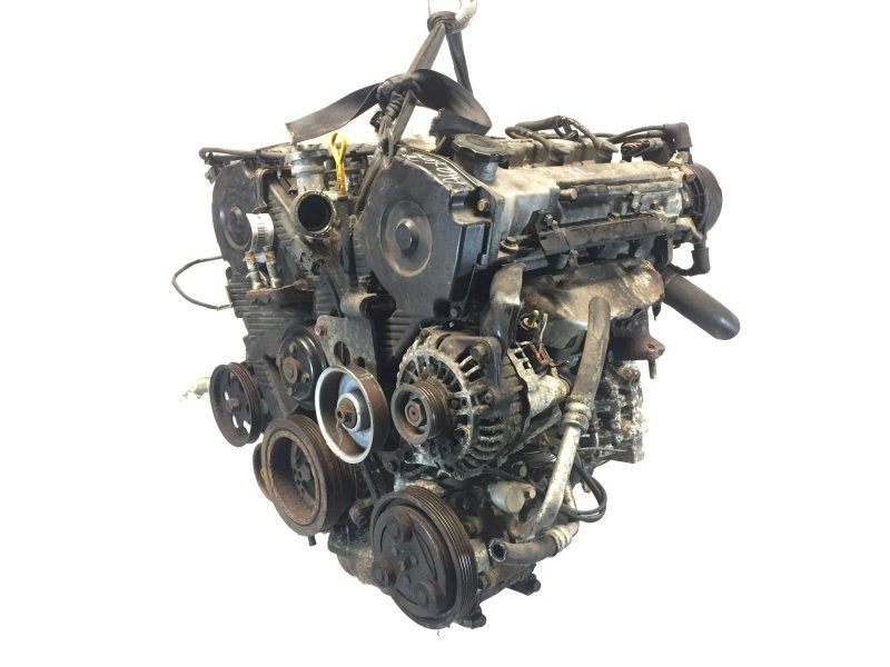 Двигатель бензиновый Mazda Mx6 2.5 I 1996 (б/у)