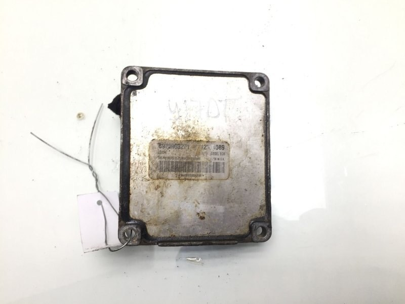 Блок управления двигателем Opel Combo C 1.7 TD 2003 (б/у)