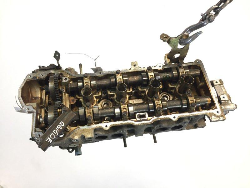 Головка блока цилиндров Nissan Almera N16 1.5 I 2002 (б/у)