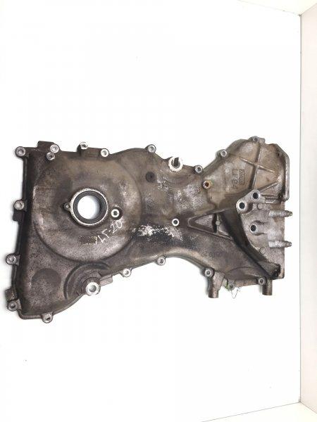 Крышка двигателя передняя Mazda 6 2.0 I 2007 (б/у)