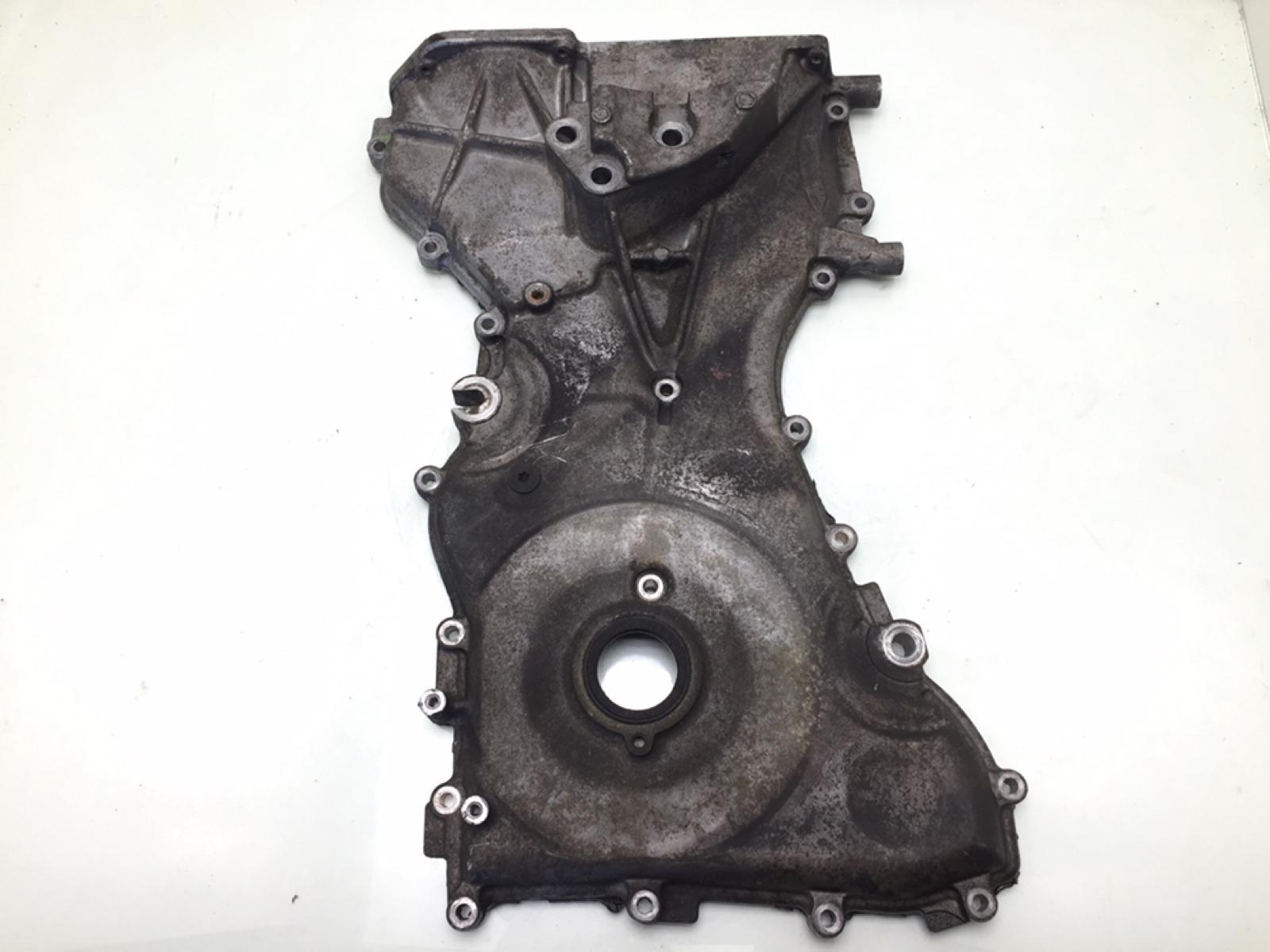Крышка двигателя передняя Mazda 6 1.8 I 2002 (б/у)