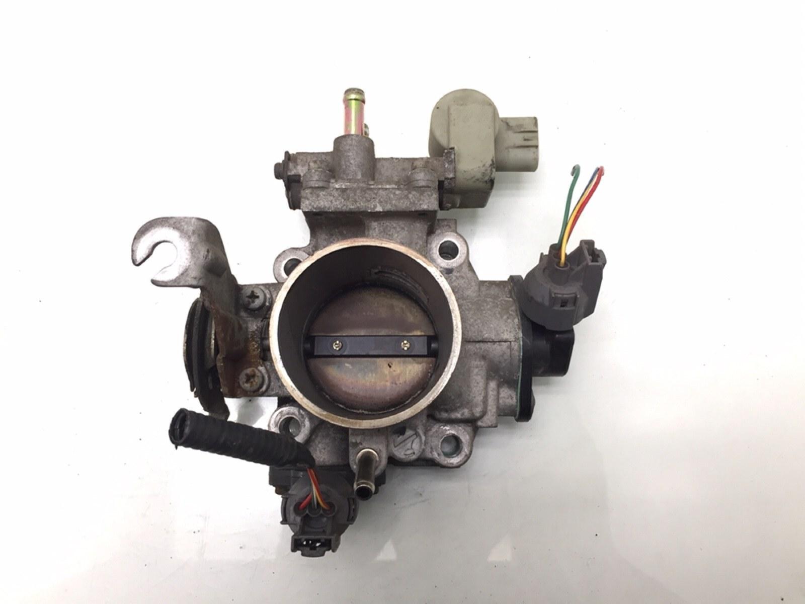Заслонка дроссельная Rover 400 1.6 I 1999 (б/у)