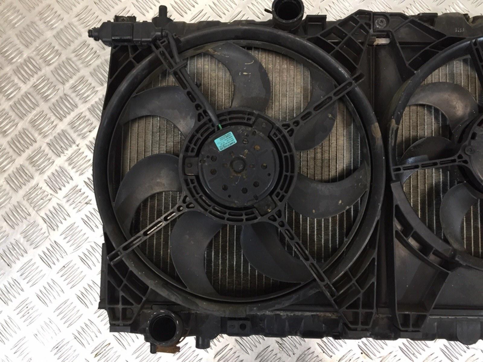 Вентилятор радиатора Hyundai Trajet 2.0 I 2004 (б/у)