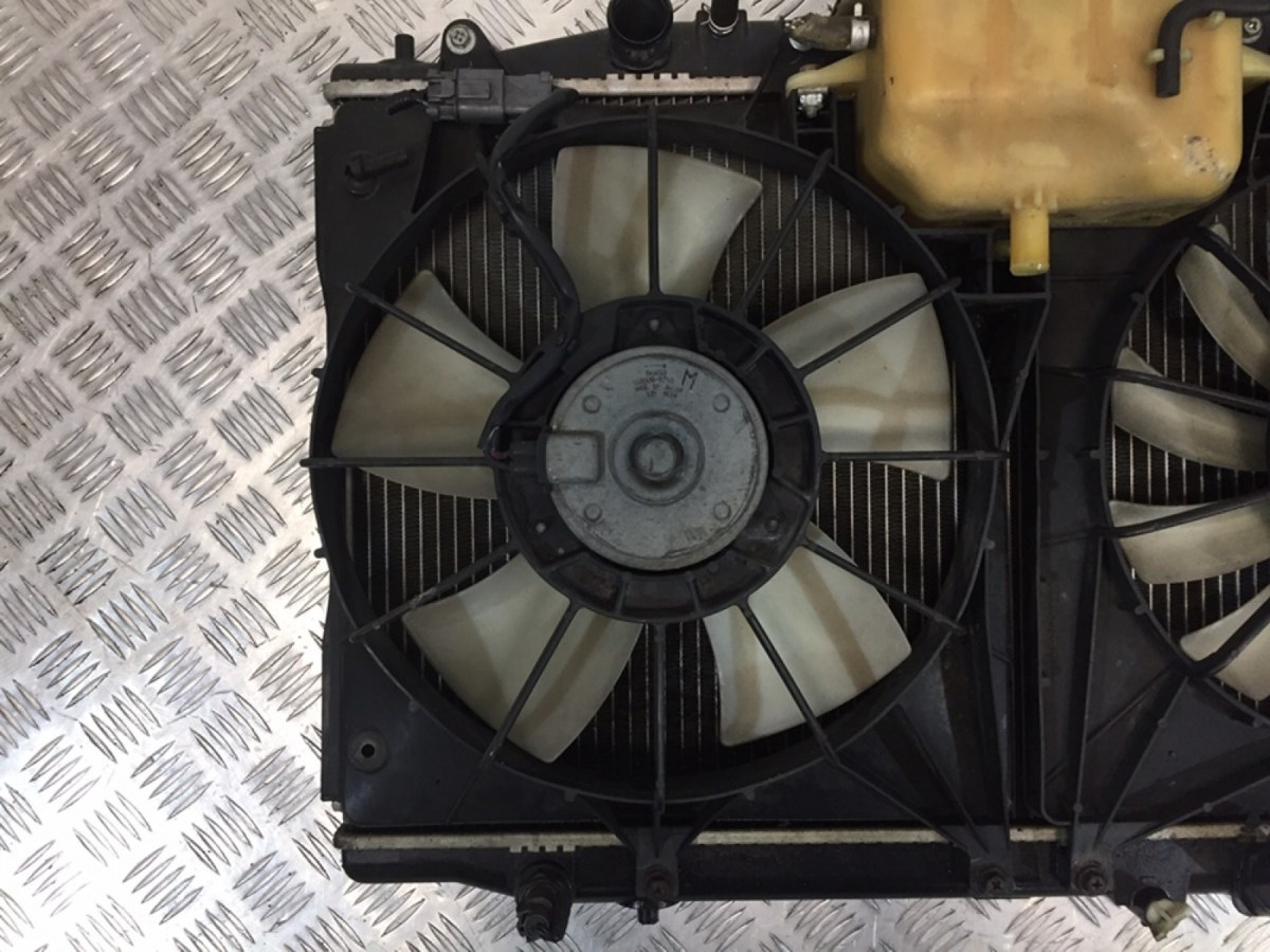 Вентилятор радиатора Honda Accord 2.2 CTDI 2006 (б/у)