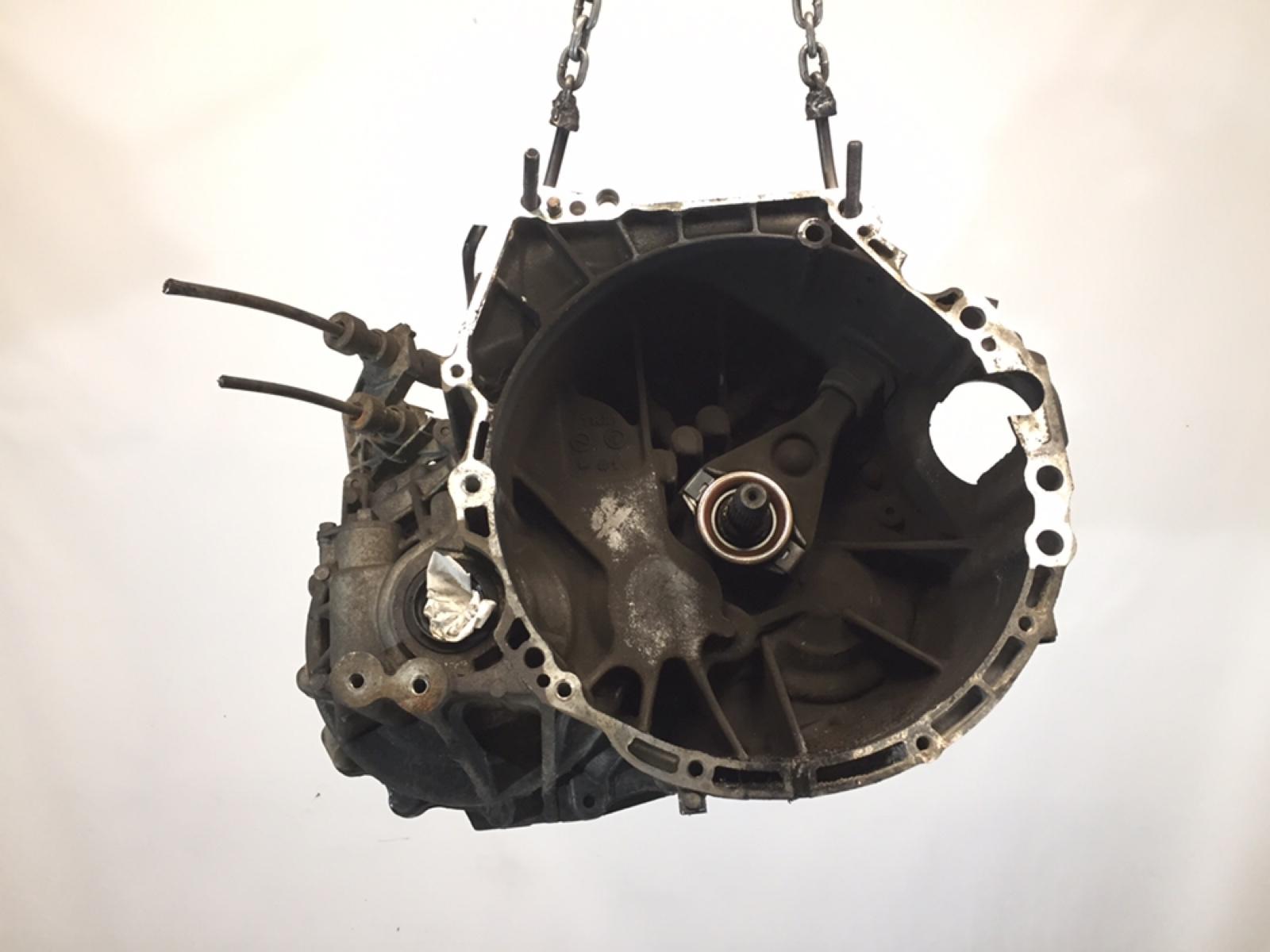 Кпп механическая (мкпп) Nissan Primera 2.0 I 2002 (б/у)