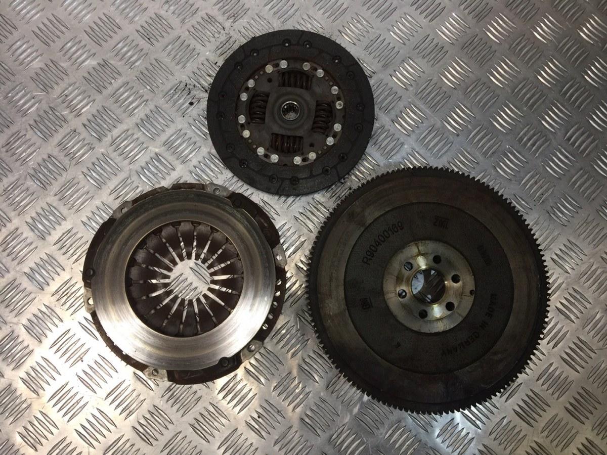 Комплект сцепления Opel Zafira B 1.6 I 2009 (б/у)
