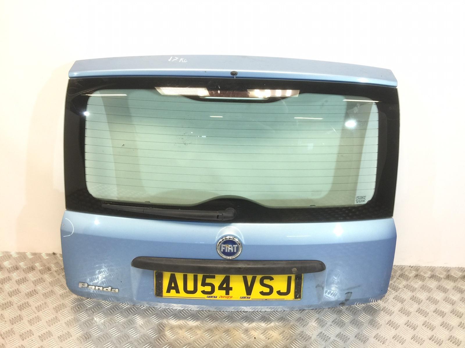 Крышка багажника Fiat Panda 1.2 I 2004 (б/у)