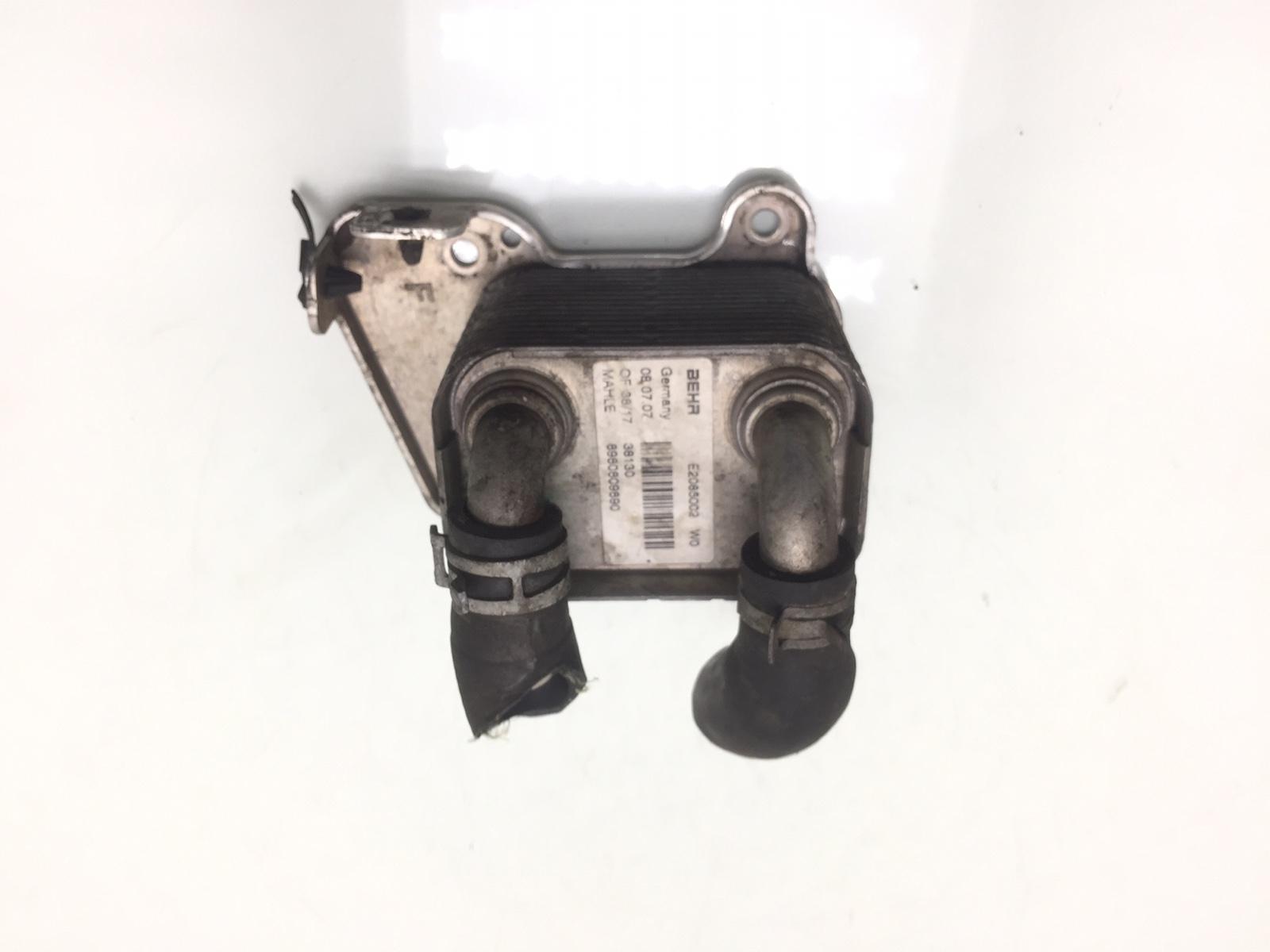 Радиатор масляный Opel Astra H 1.7 CDTI 2007 (б/у)