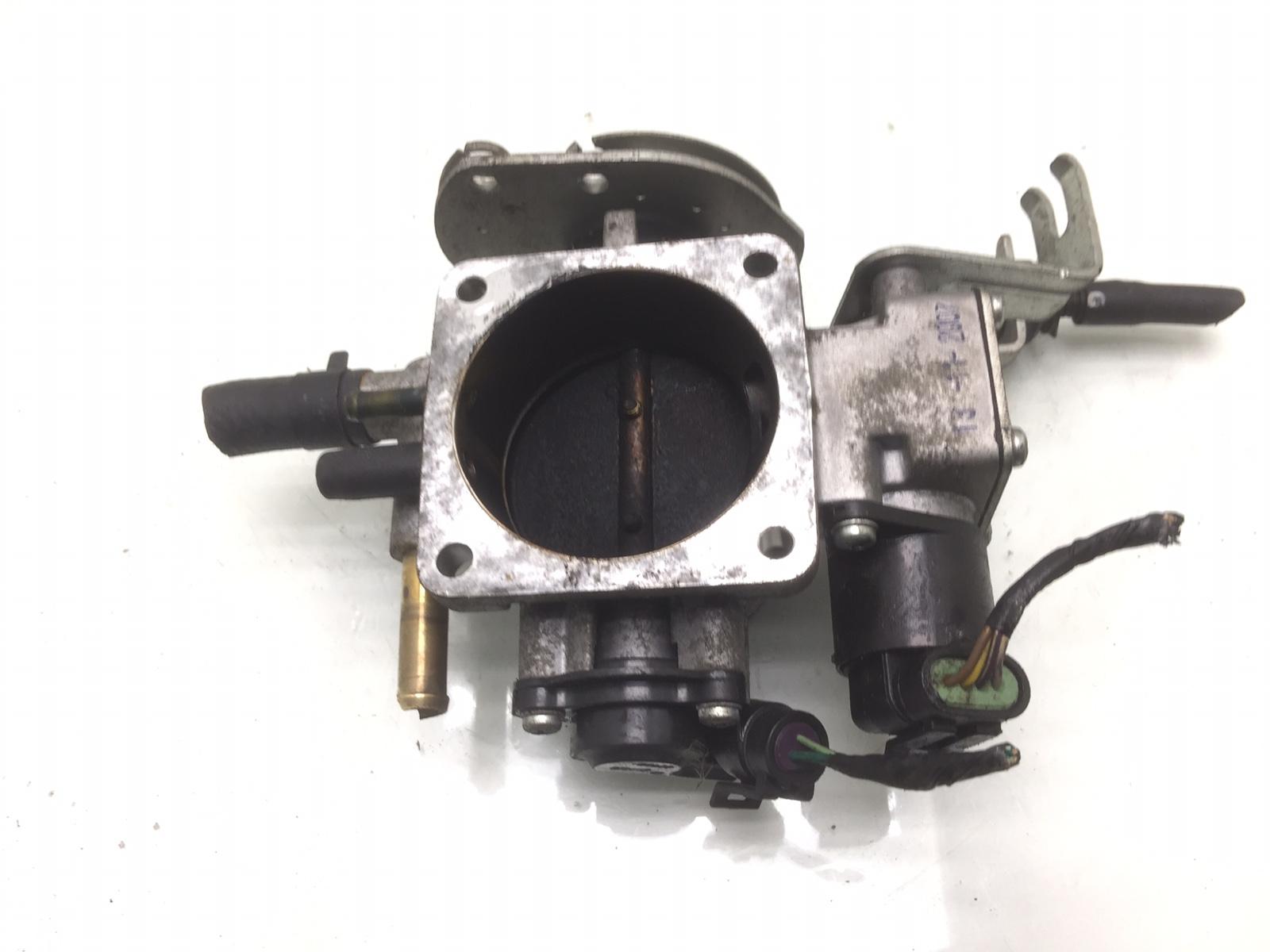 Заслонка дроссельная Chevrolet Tacuma 2.0 I 2008 (б/у)