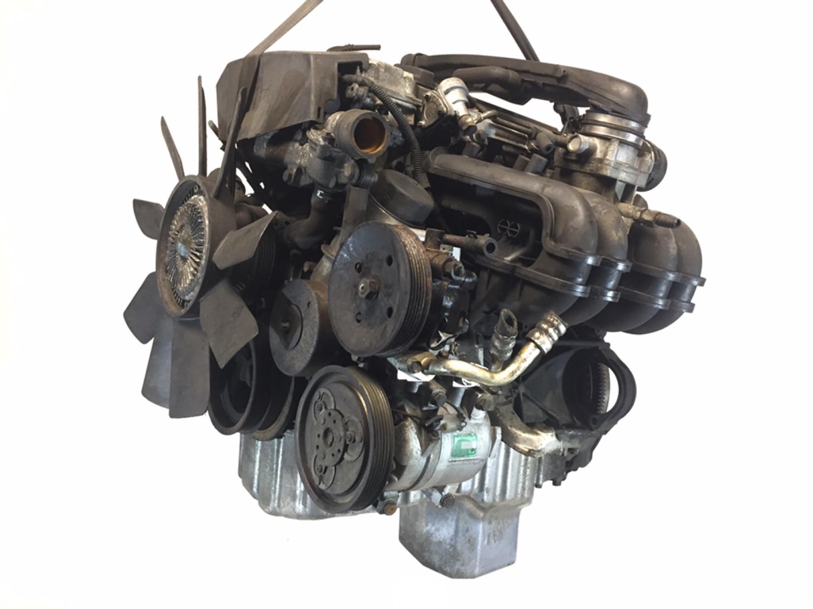 Двигатель бензиновый Daewoo Korando 2.3 I 1999 (б/у)