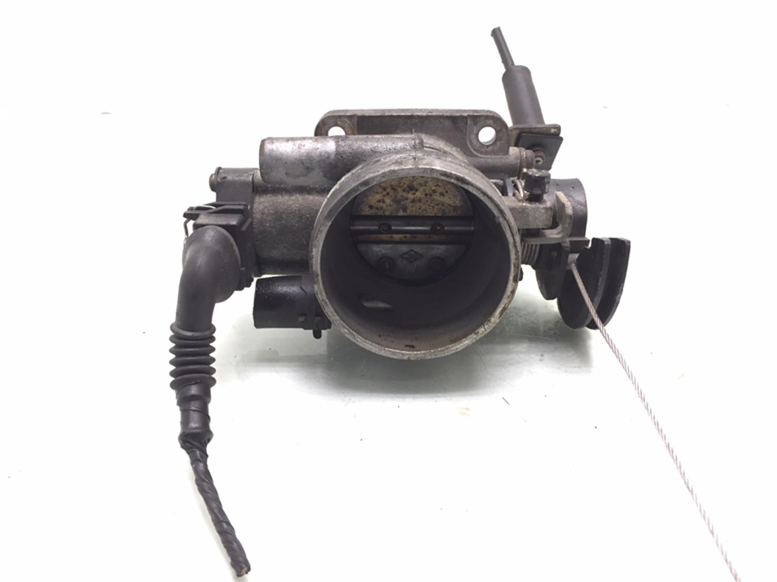 Заслонка дроссельная Rover 45 1.4 I 2005 (б/у)
