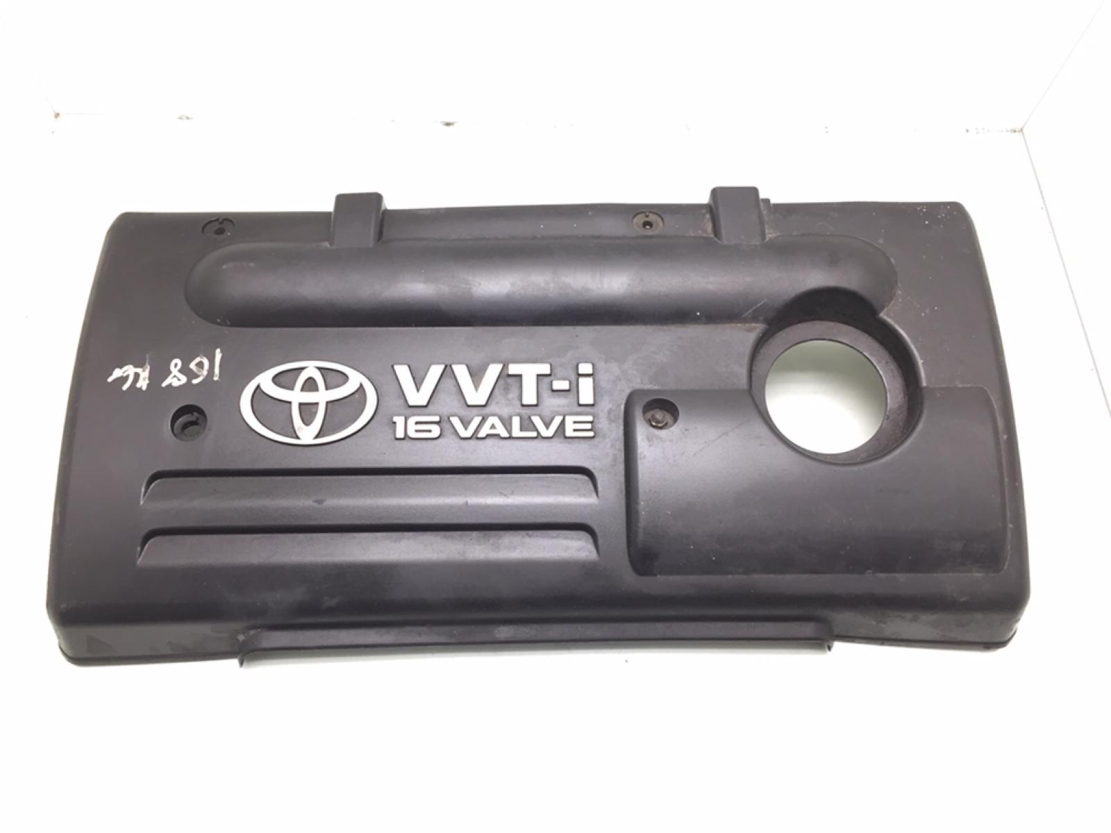 Декоративная крышка двигателя Toyota Corolla 1.6 I 2002 (б/у)