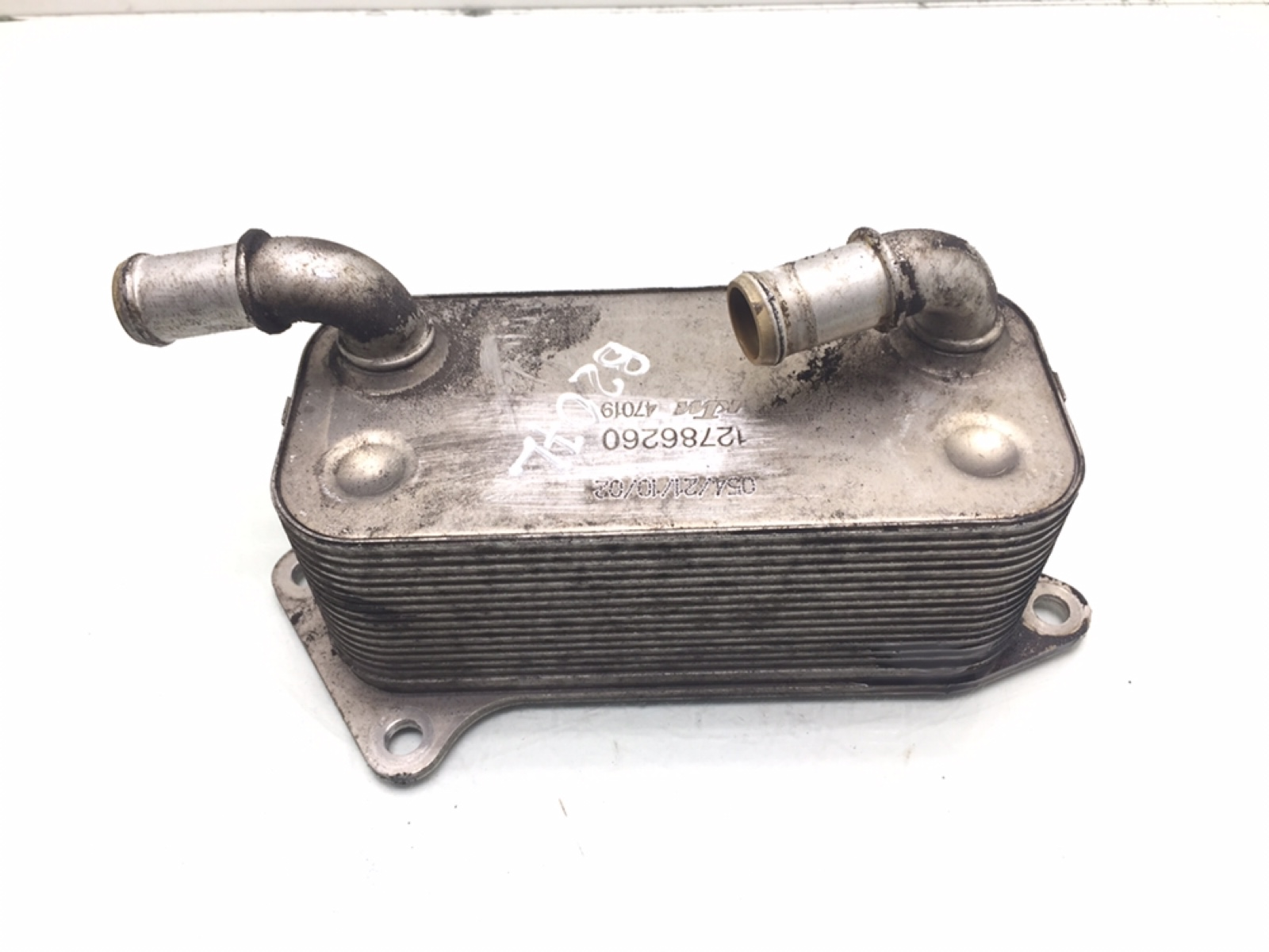 Радиатор масляный Saab 9-3 2.0 TI 2003 (б/у)