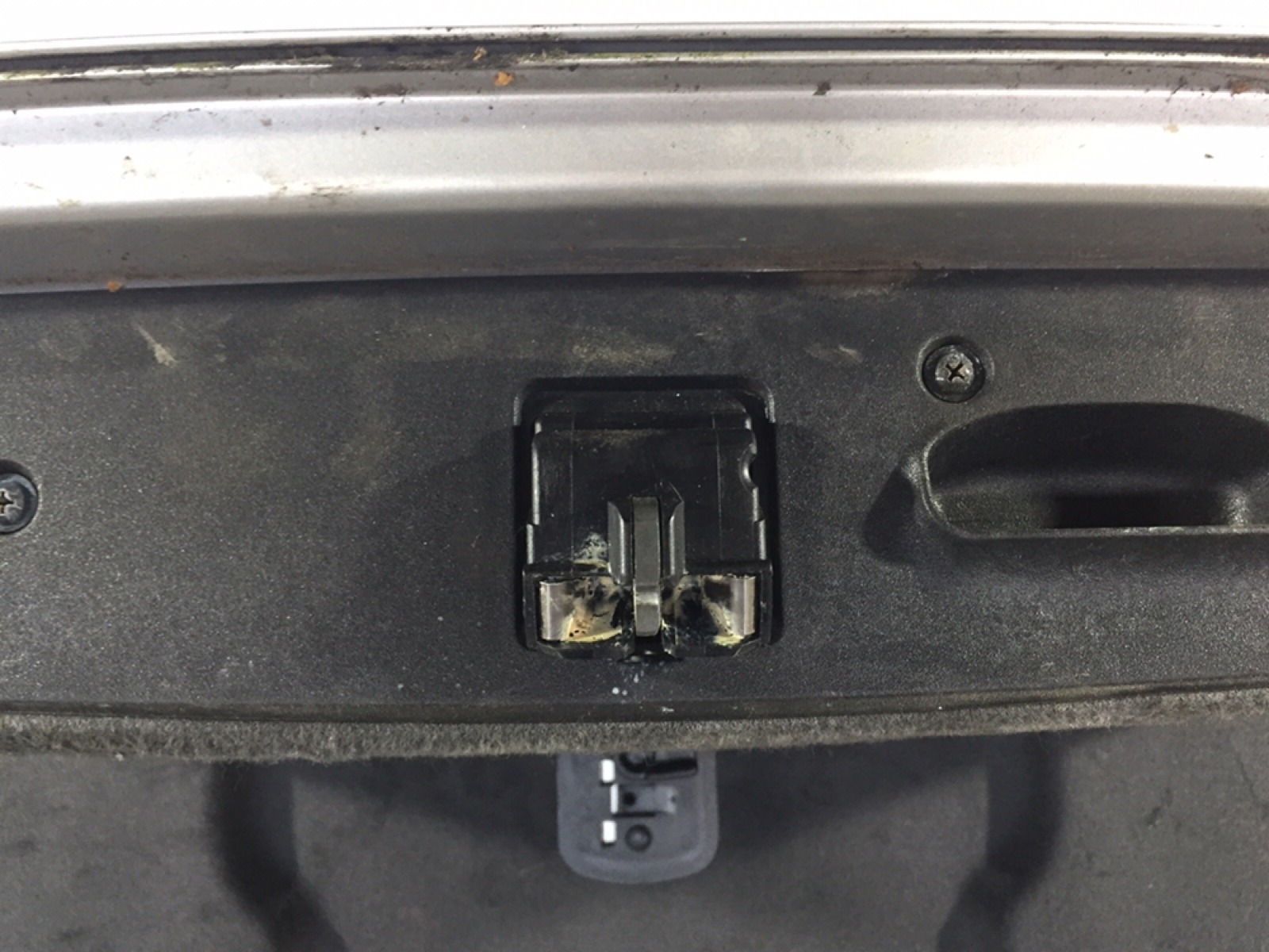 Замок багажника Mercedes Cl W215 5.0 I 2004 (б/у)
