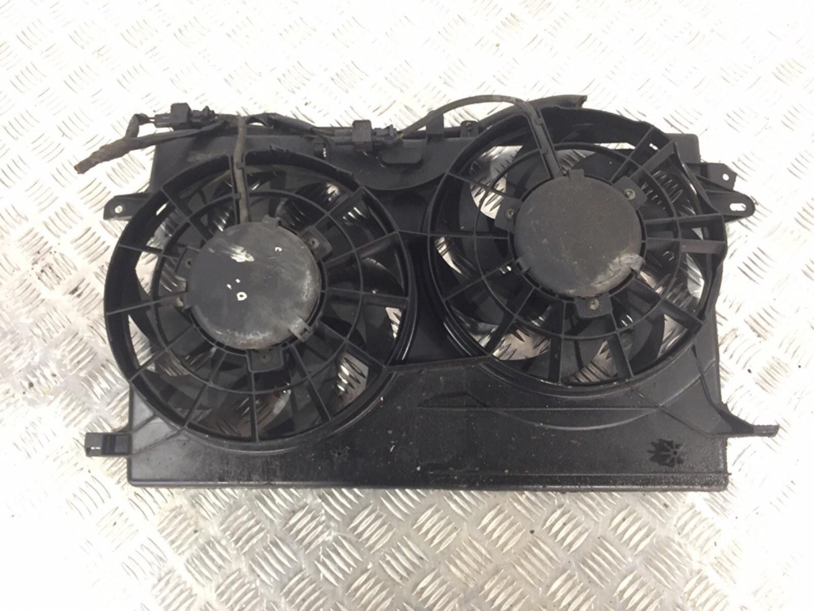 Вентилятор радиатора Saab 9-5 3.0 TID 2002 (б/у)