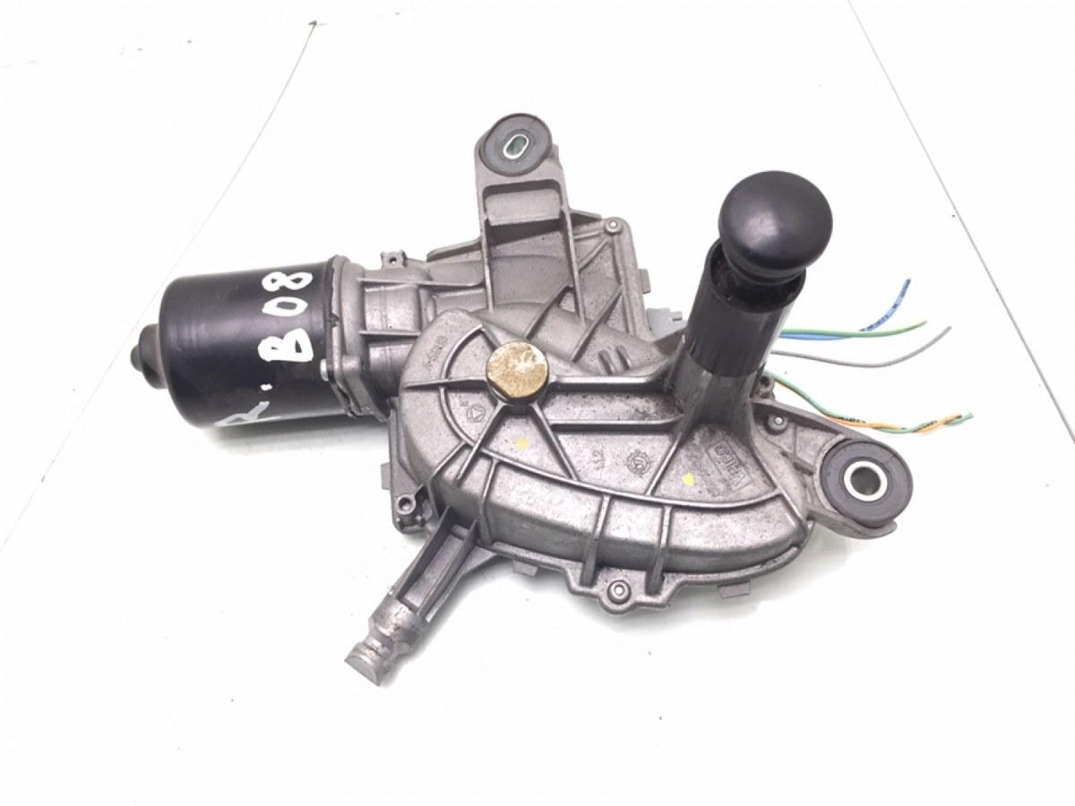 Моторчик передних стеклоочистителей (дворников) Citroen C4 Grand Picasso 1.6 HDI 2008 (б/у)