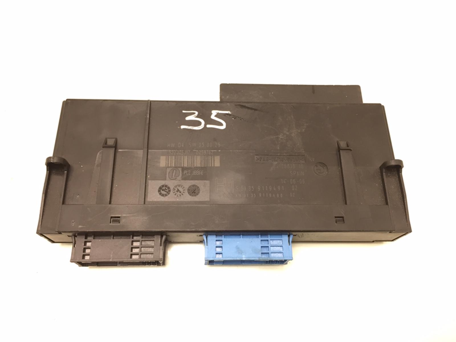 Блок комфорта Bmw 3 E90 2.0 I 2006 (б/у)